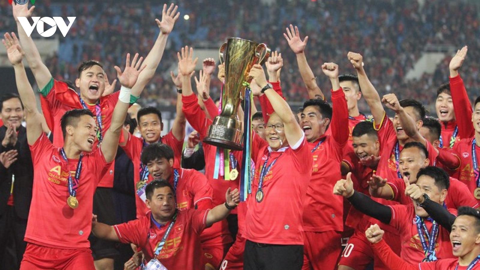 Hôm nay bốc thăm chia bảng AFF Cup 2020