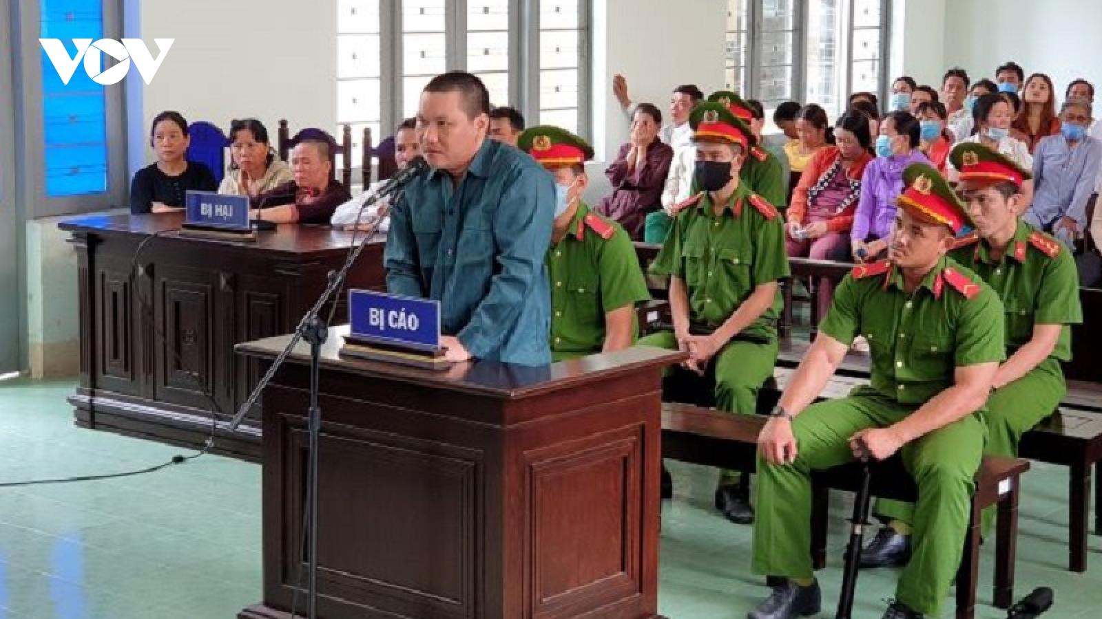 Bình Thuận: Tử hình kẻ sát hại sư thầy và phật tử