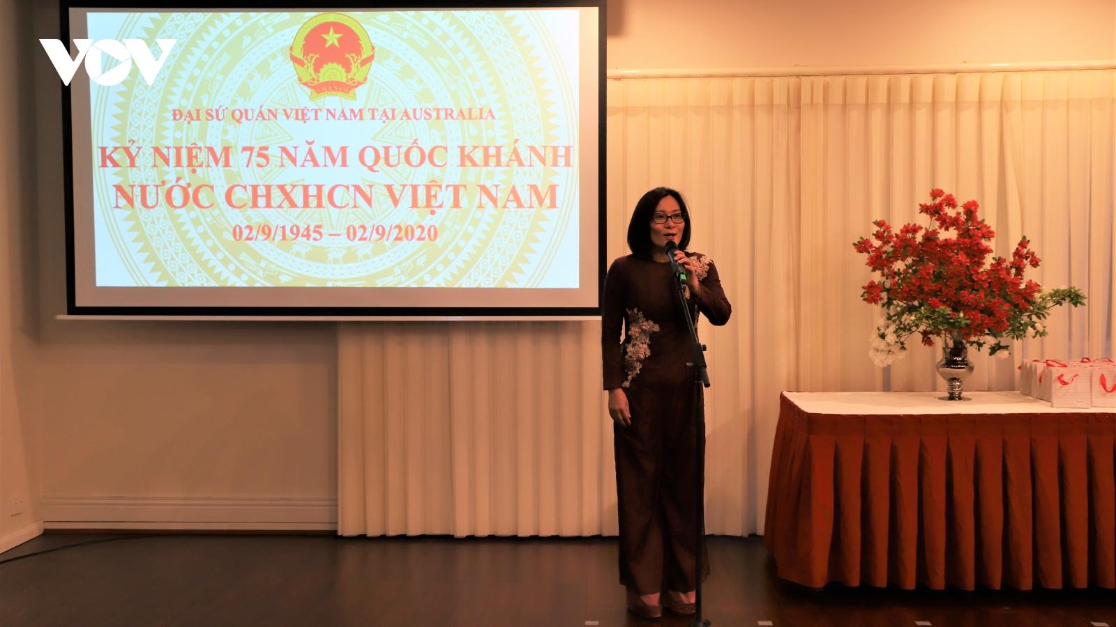 Lễ kỷ niệm 75 năm Quốc khánh Việt Nam tại Australia
