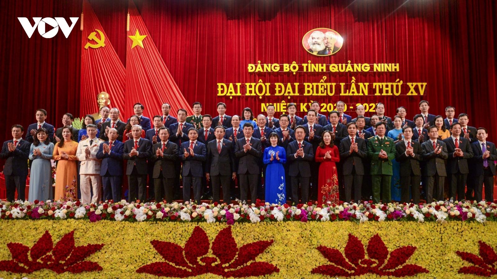 Xây dựng Quảng Ninh thành trung tâm phát triển năng động, toàn diện phía Bắc