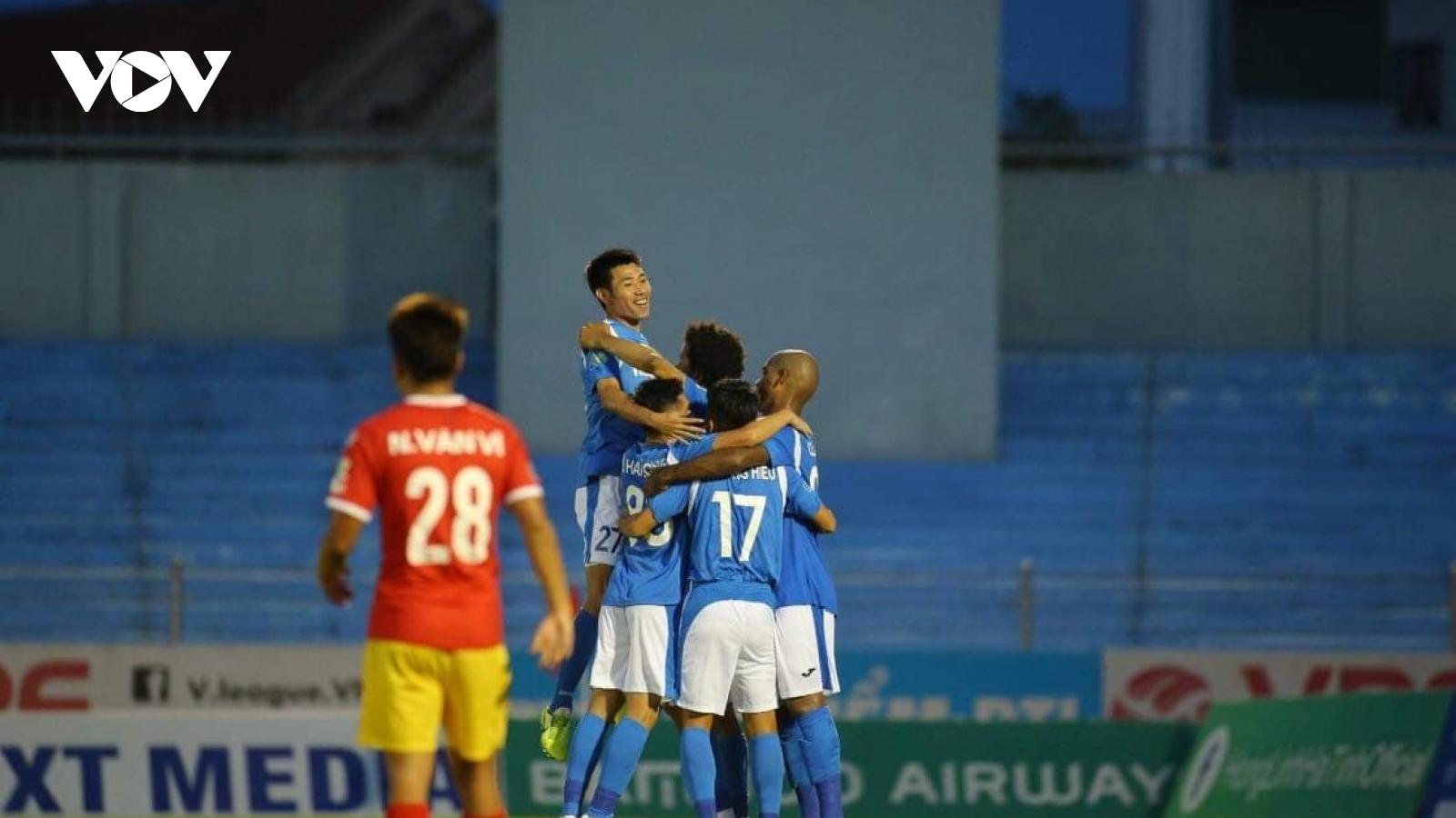 Thắng kịch tính Hà Tĩnh, Than Quảng Ninh giành vé vào bán kết Cúp Quốc gia 2020