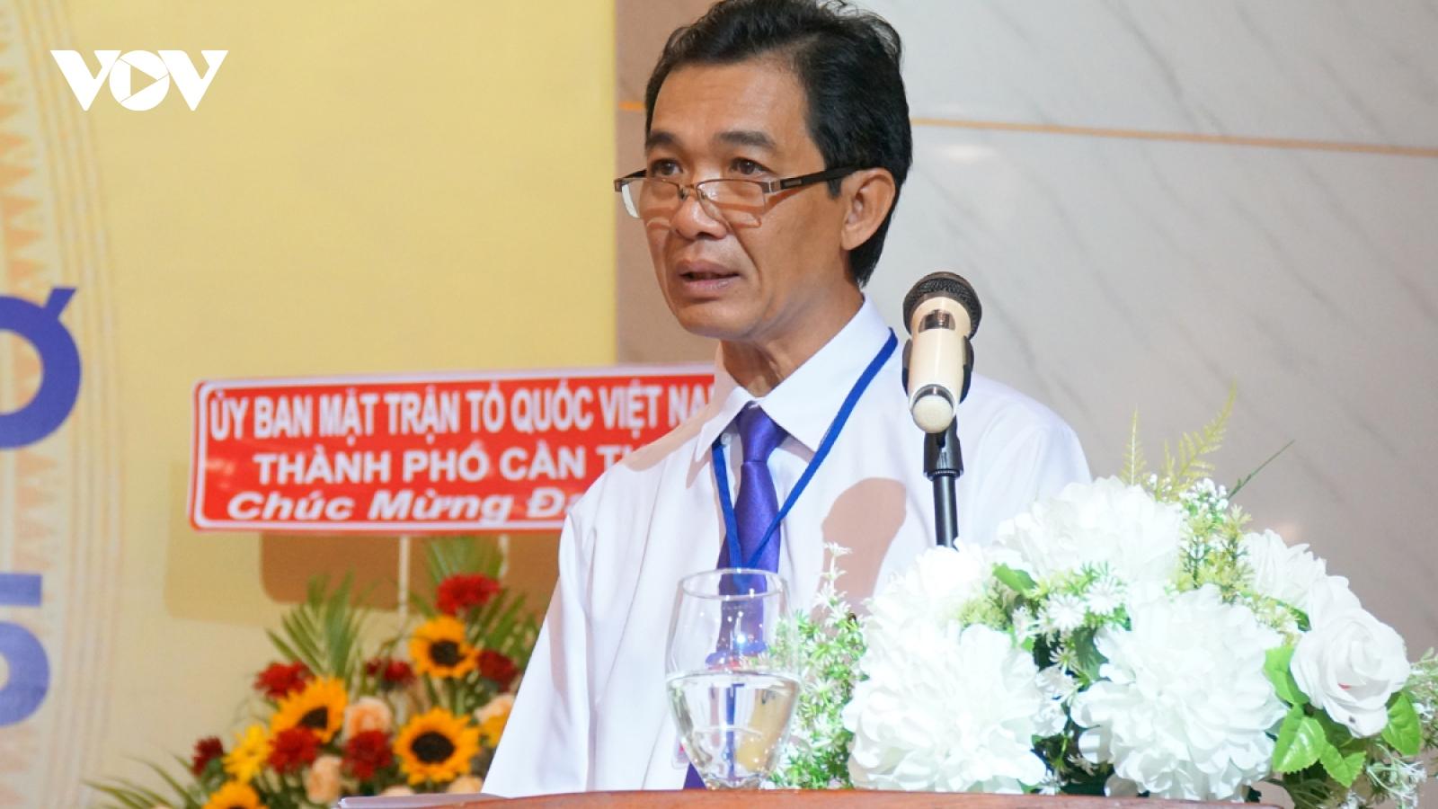 Tổng biên tập Báo Cần Thơ làm Chủ tịch Hội nhà báo thành phố