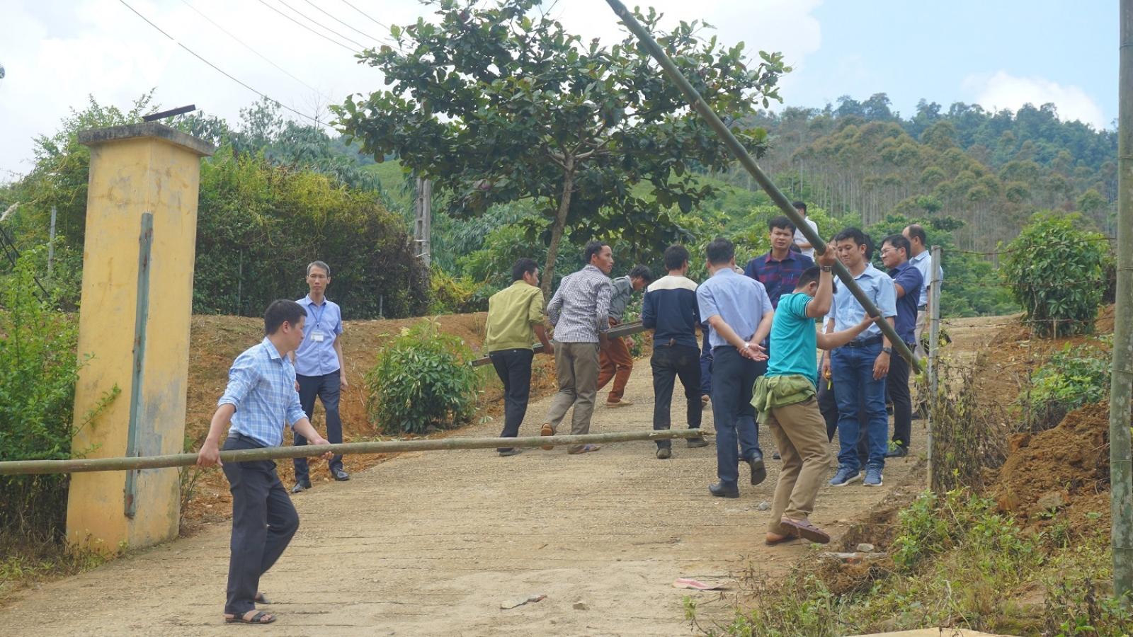 Lào Cai chỉ đạo rà soát độ an toàn các công trình trường học