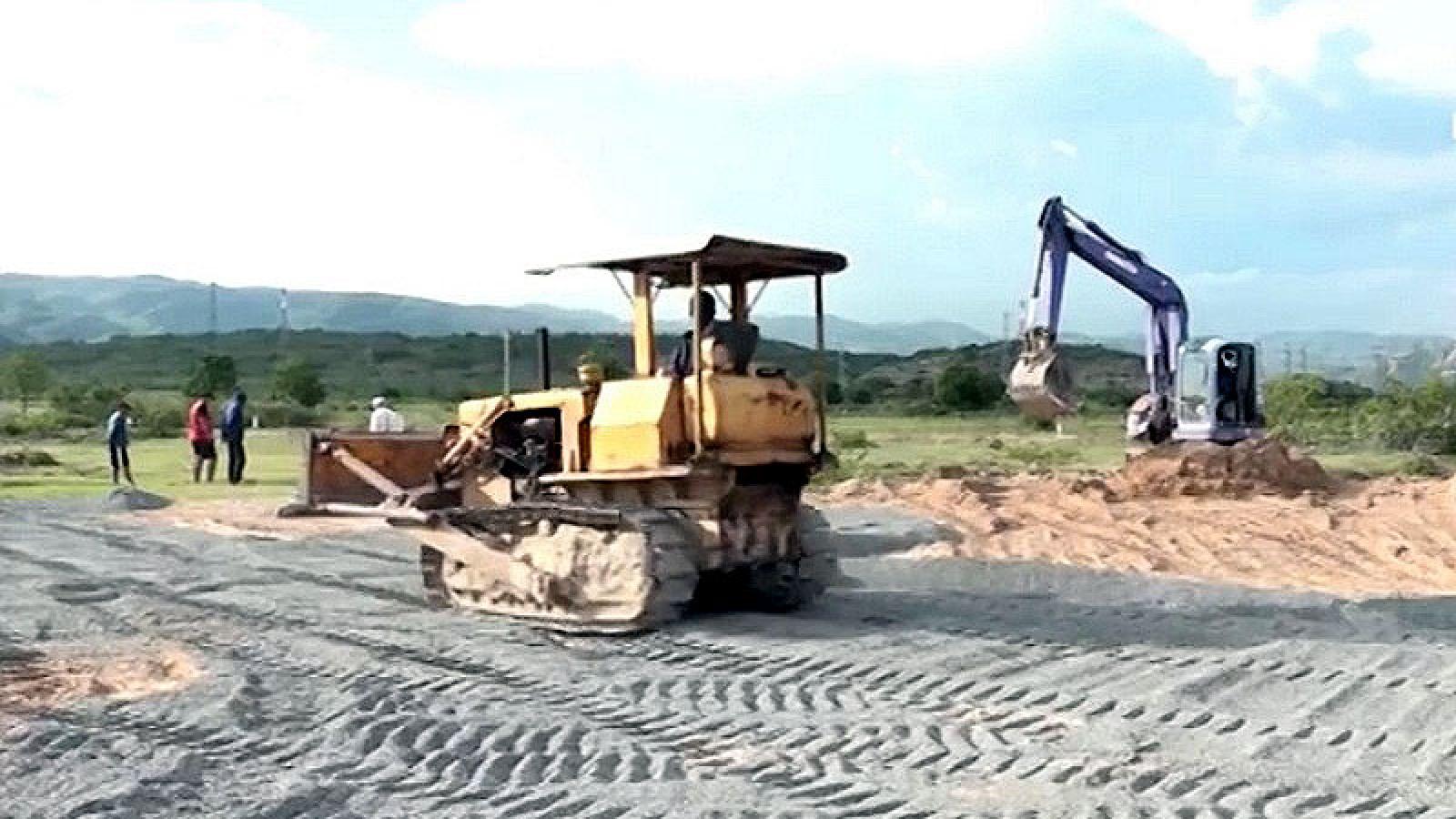 Giải phóng mặt bằng cao tốc Bắc – Nam qua Bình Thuận đạt 97%