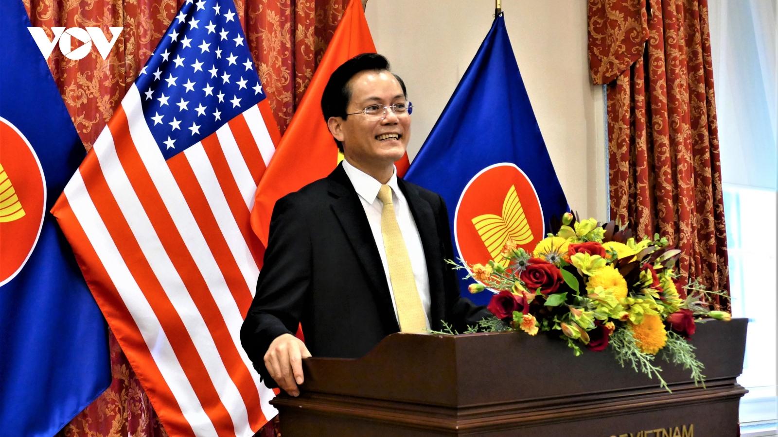 Đại sứ quán Việt Nam tại Hoa Kỳ tổ chức kỷ niệm 75 năm Quốc khánh