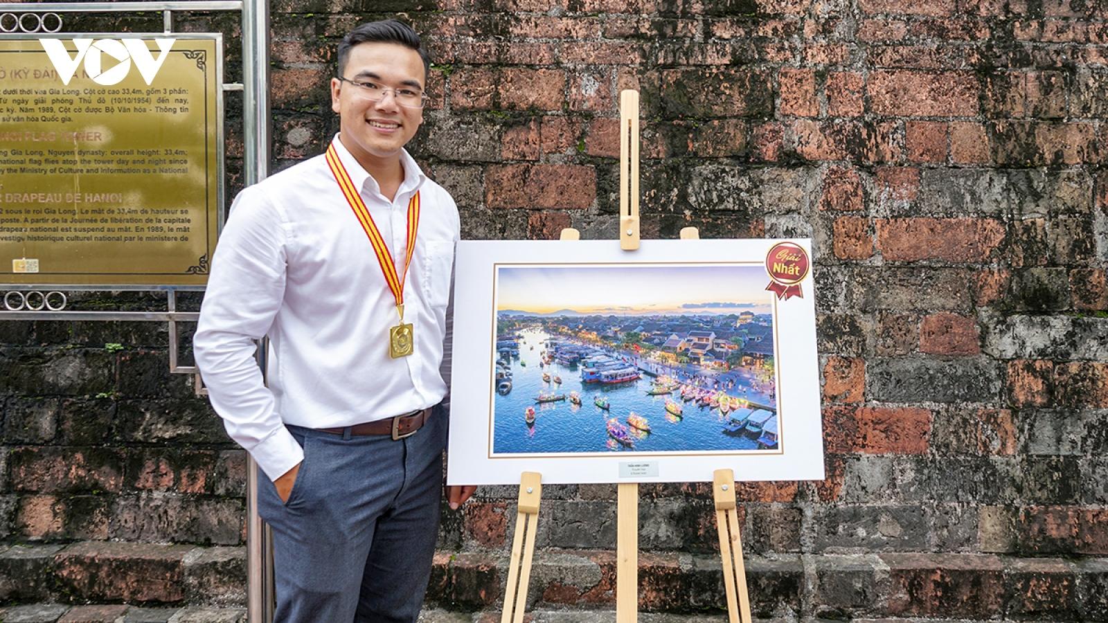 Kỹ sư điện 9x đạt giải Nhất thi ảnh đẹp Du lịch Việt Nam