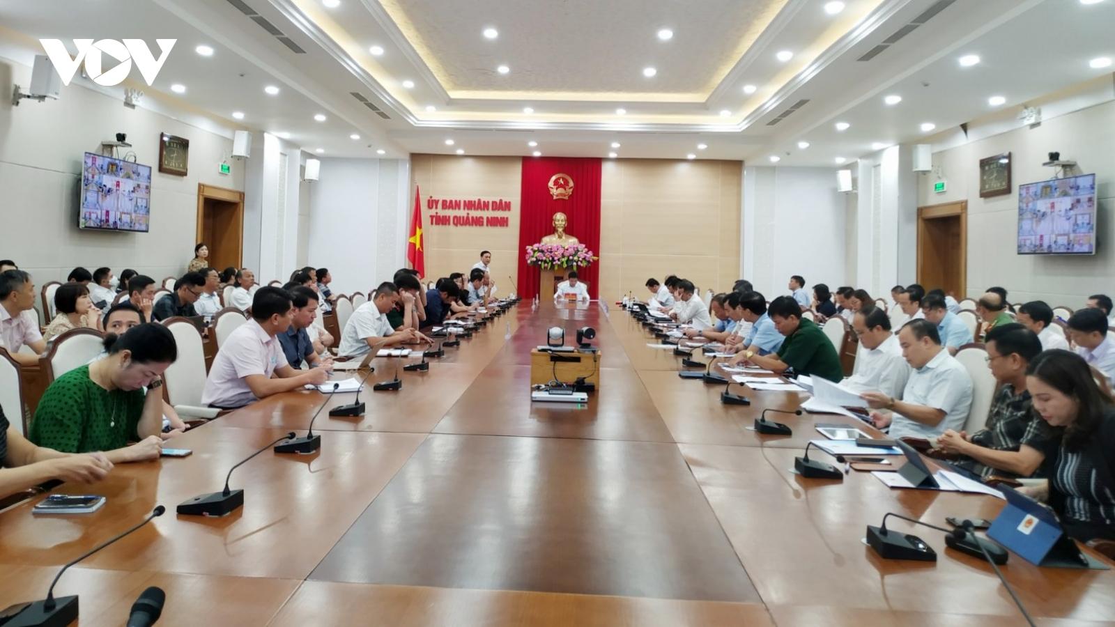 Các doanh nghiệp du lịch Quảng Ninh kiến nghị gỡ khó do dịch Covid-19