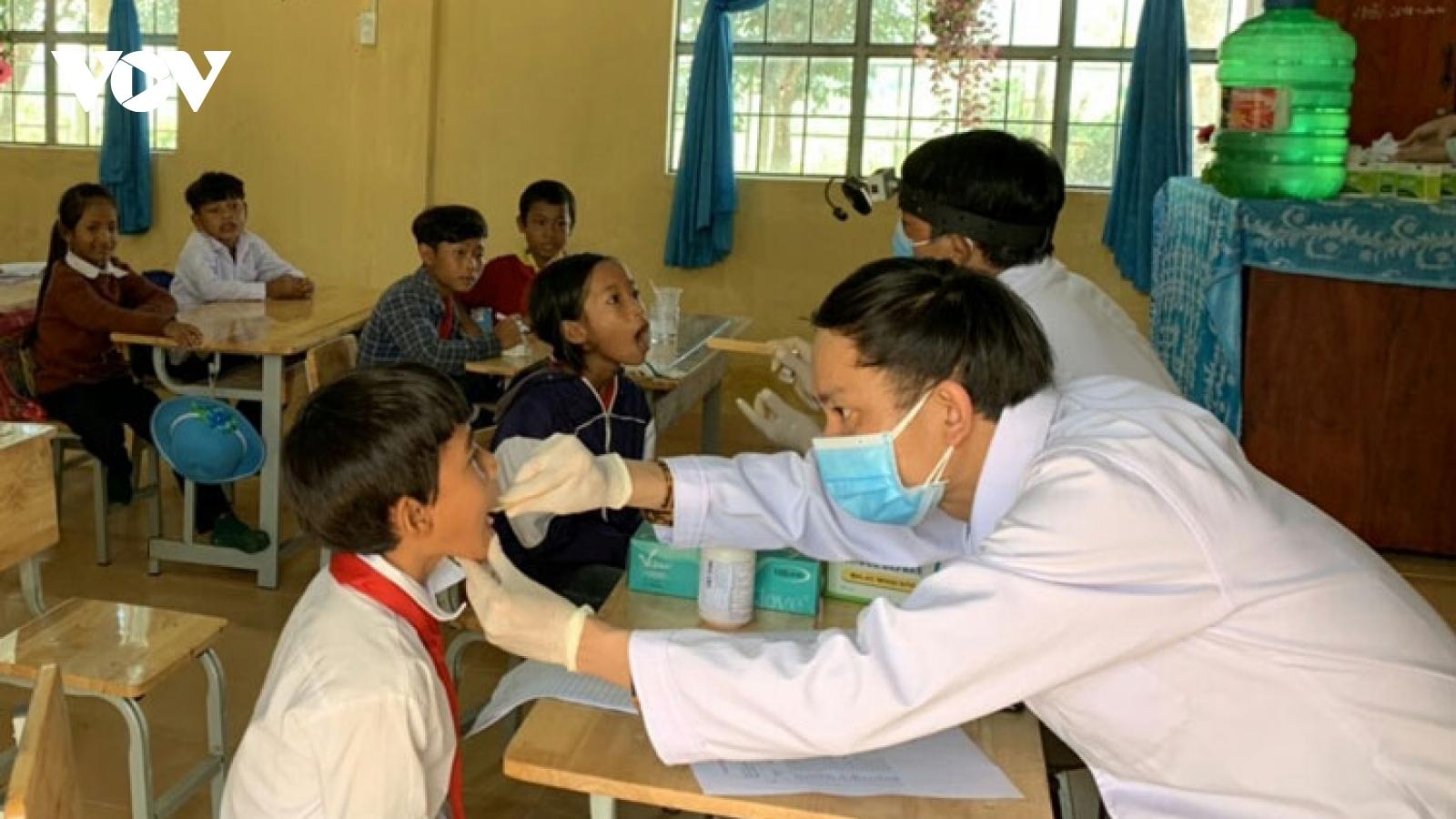 Lâm Đồng chưa xác định được nguồn lây nhiễm của ca bệnh bạch hầu ở xã Đạ M'Rông