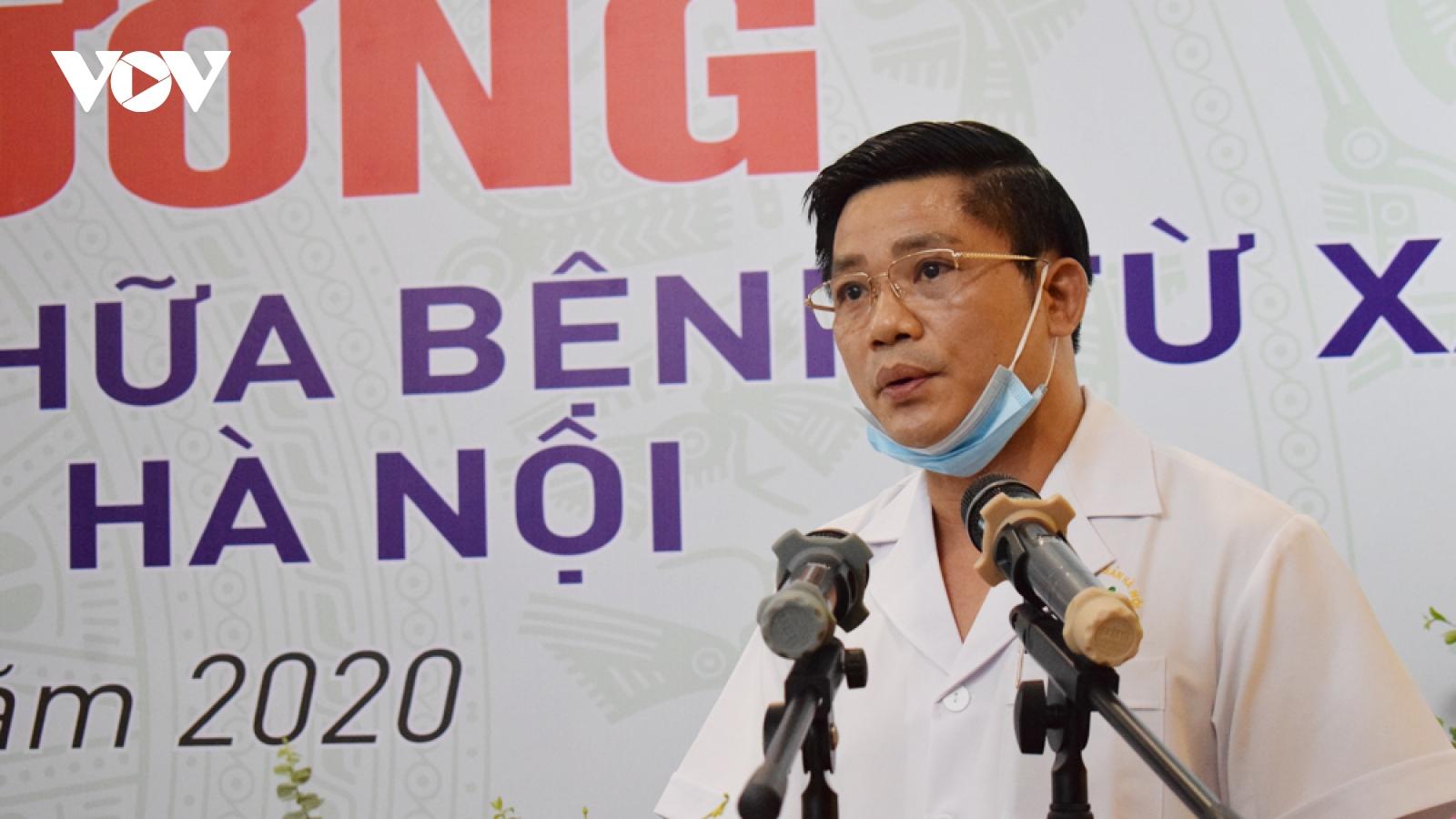 PGS.TS Nguyễn Duy Ánh: Khám chữa bệnh từ xa giảm tỷ lệ tử vong ở mẹ và trẻ sơ sinh