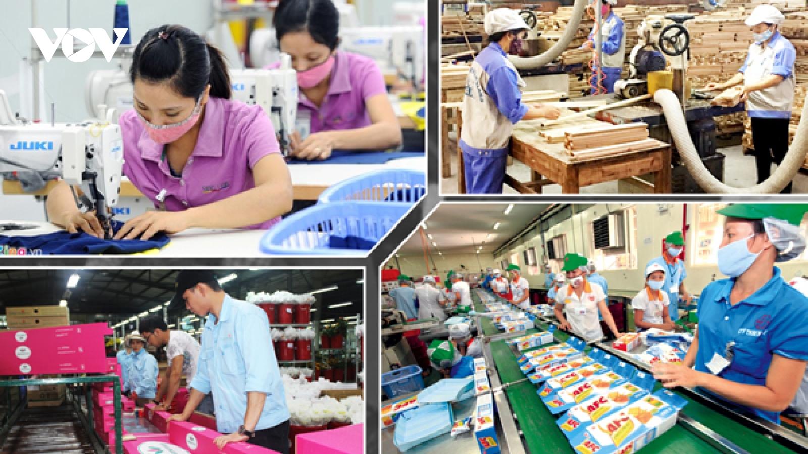 """Công thức """"bánh Trung thu"""" cho thành công của kinh tế Việt Nam"""