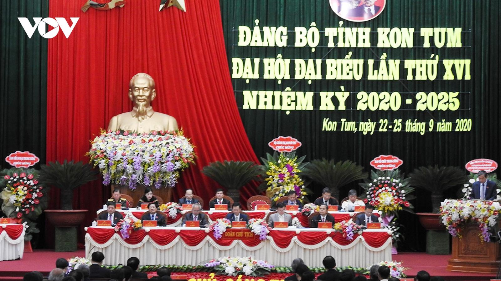Đảng bộ tỉnh đầu tiên ở khu vực Tây Nguyên chính thức khai mạc