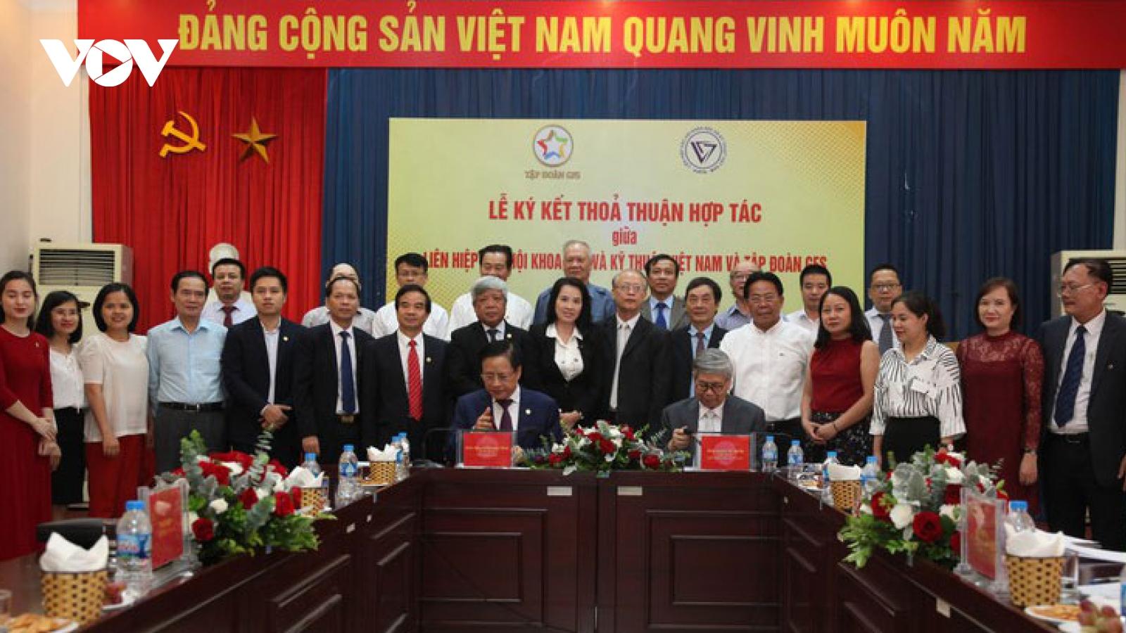 GFS và Liên hiệp các Hội Khoa học Kỹ thuật Việt Nam: Hợp tác để đưa trí tuệ Việt vươn xa