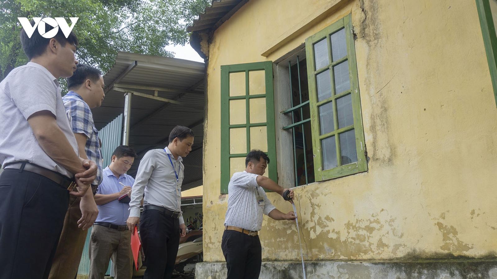 """""""Nâng cấp"""" rà soát, đảm bảo an toàn sau vụ sập cổng trường ở Lào Cai"""