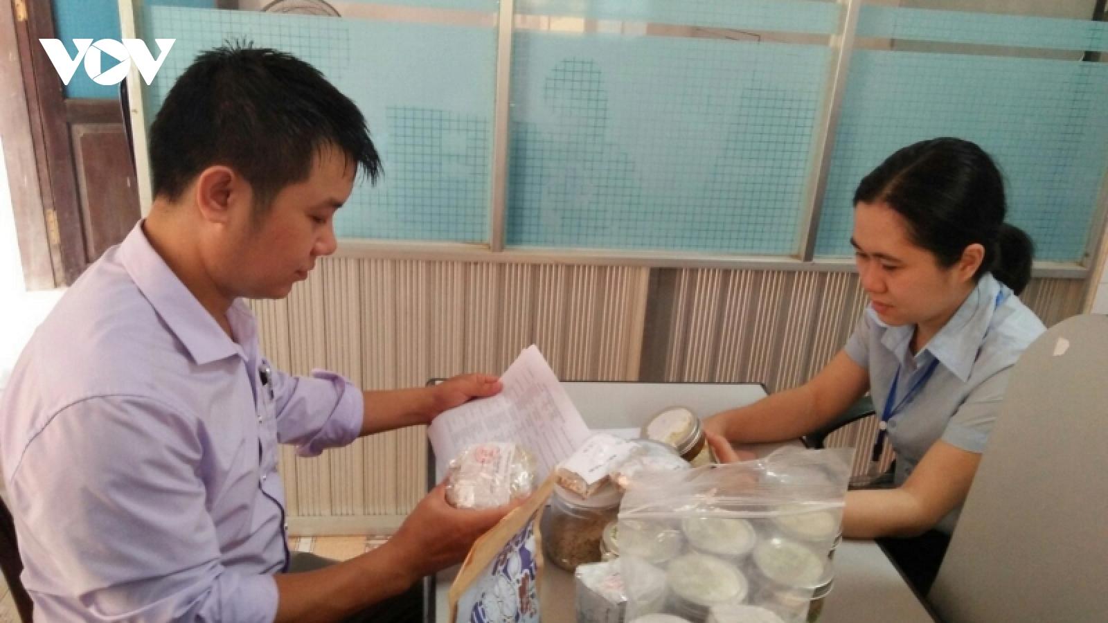 Thu giữ nhiều sản phẩm của thương hiệu Minh Chay