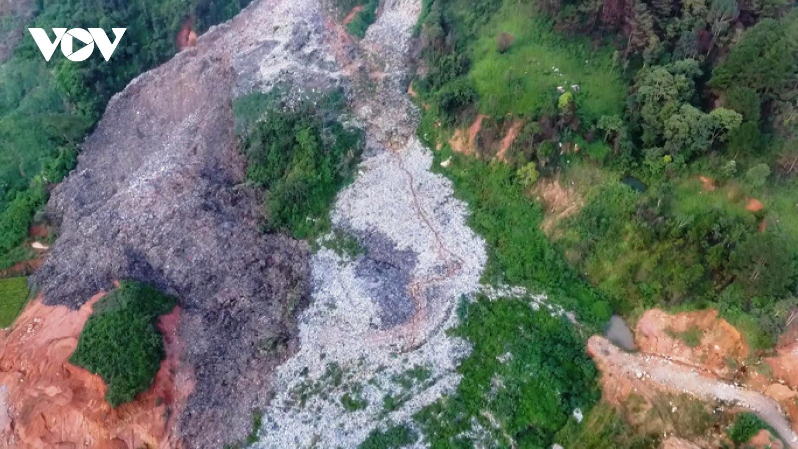 Nan giải việc xử lý rác thải sinh hoạt tại Đà Lạt