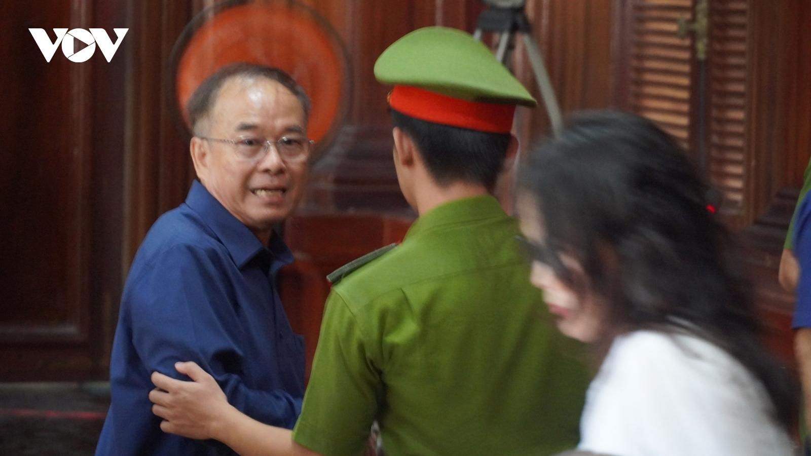 Bị cáo Nguyễn Thành Tài: Nhiều việc nên dễ sai sót