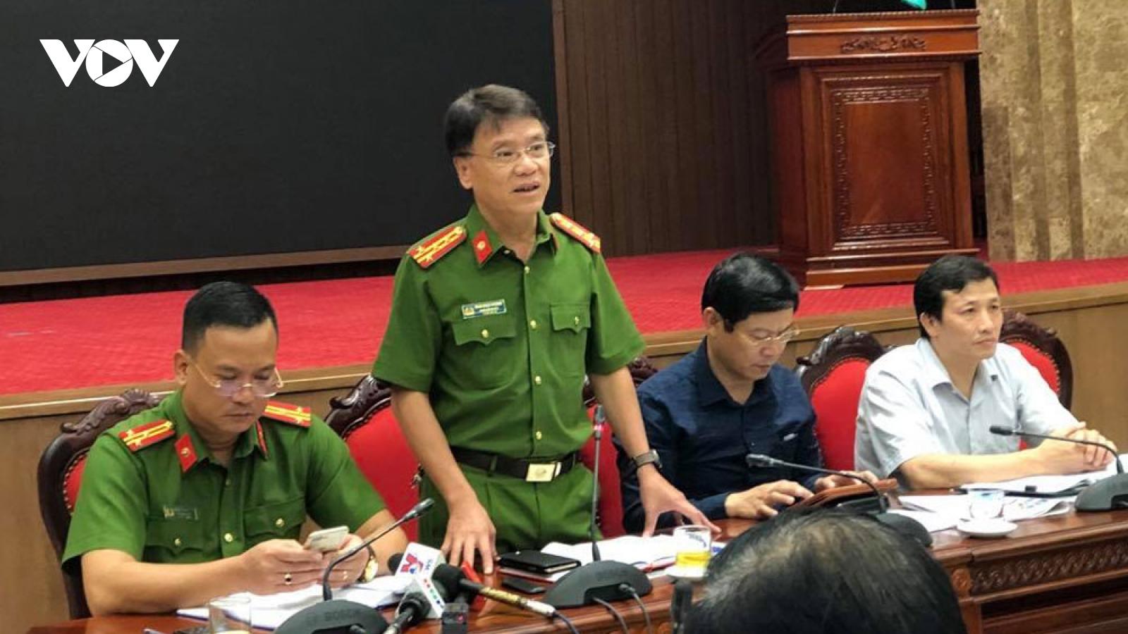 """""""Sức ép với lực lượng PCCC trên địa bàn Hà Nội là rất lớn"""""""