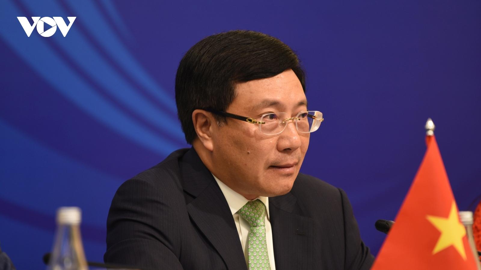 ASEAN không muốn bị kẹt trong sự cạnh tranh giữa các nước