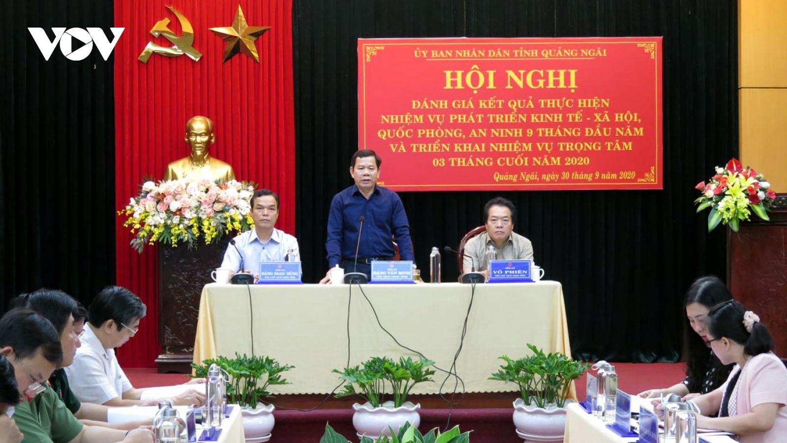 Chủ tịch Quảng Ngãi: Cán bộ còn trì trệ trong thực thi công việc