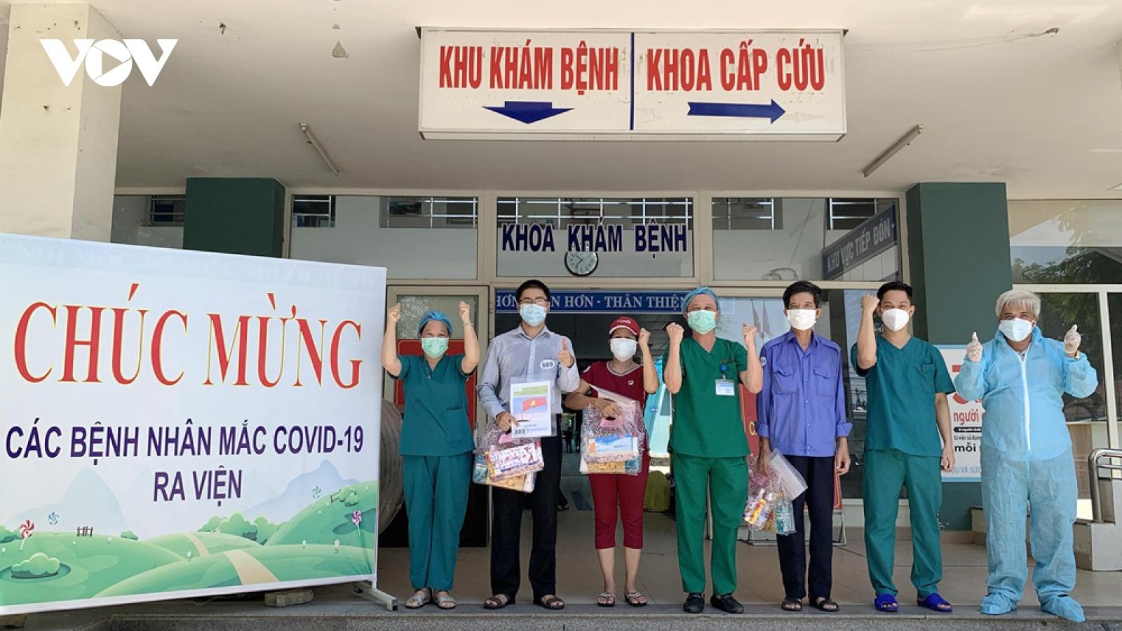 Bệnh nhân khỏi Covid-19 ở Đà Nẵngmong muốn hiến huyết tương cứu người