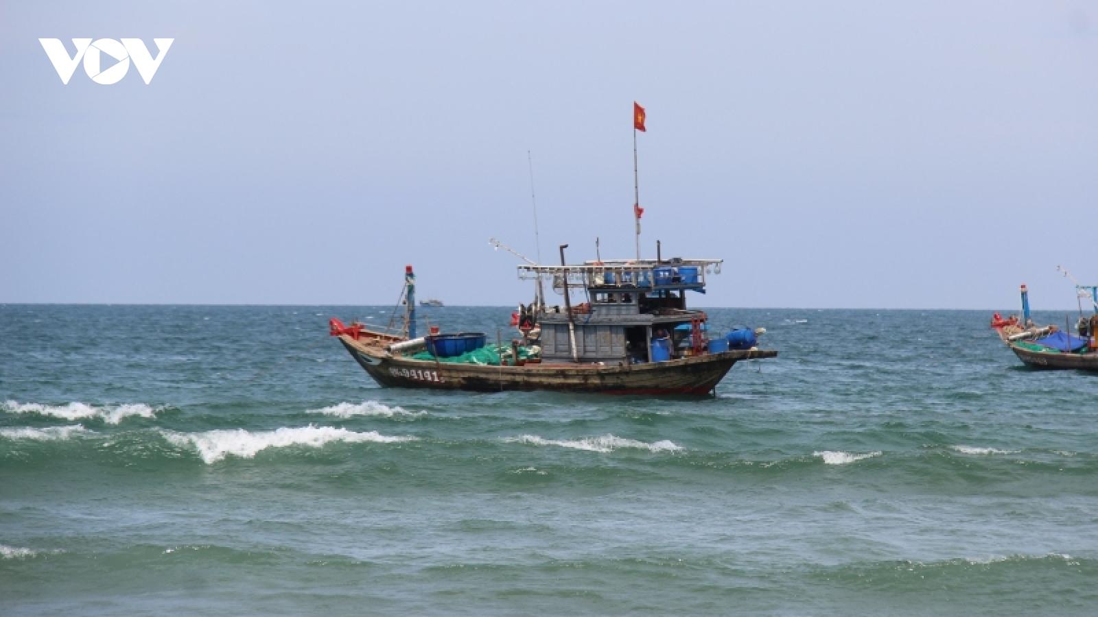 Quảng Nam chủ động ứng phó với bão số 5 và mưa lớn