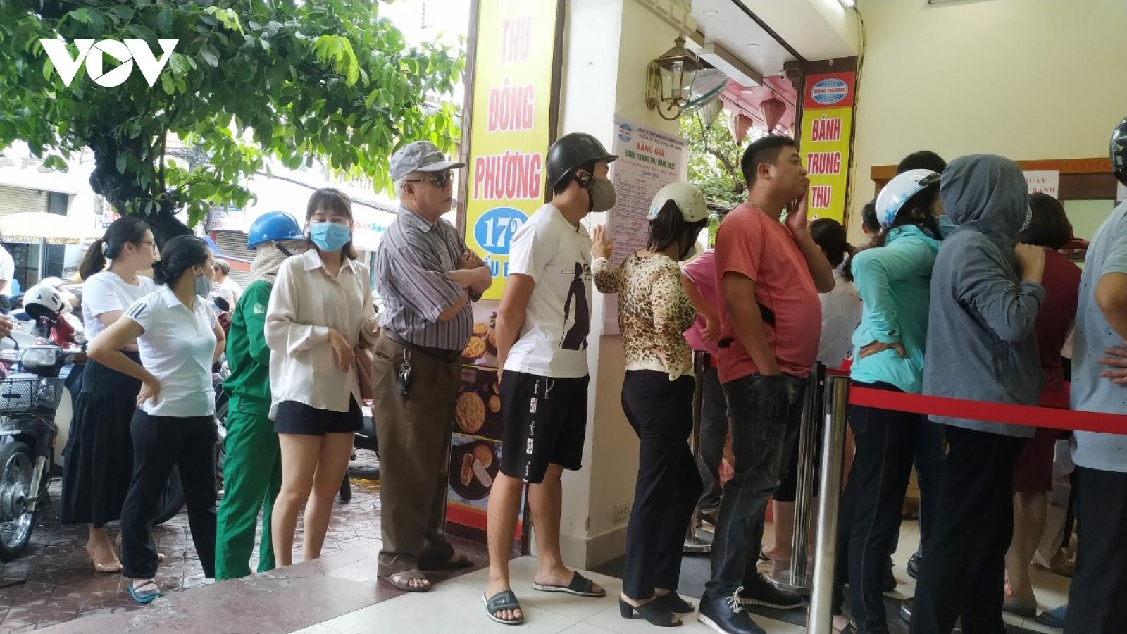 Thị trường bánh trung thu Hải Phòng: Nơi tập nập, chỗ đìu hiu