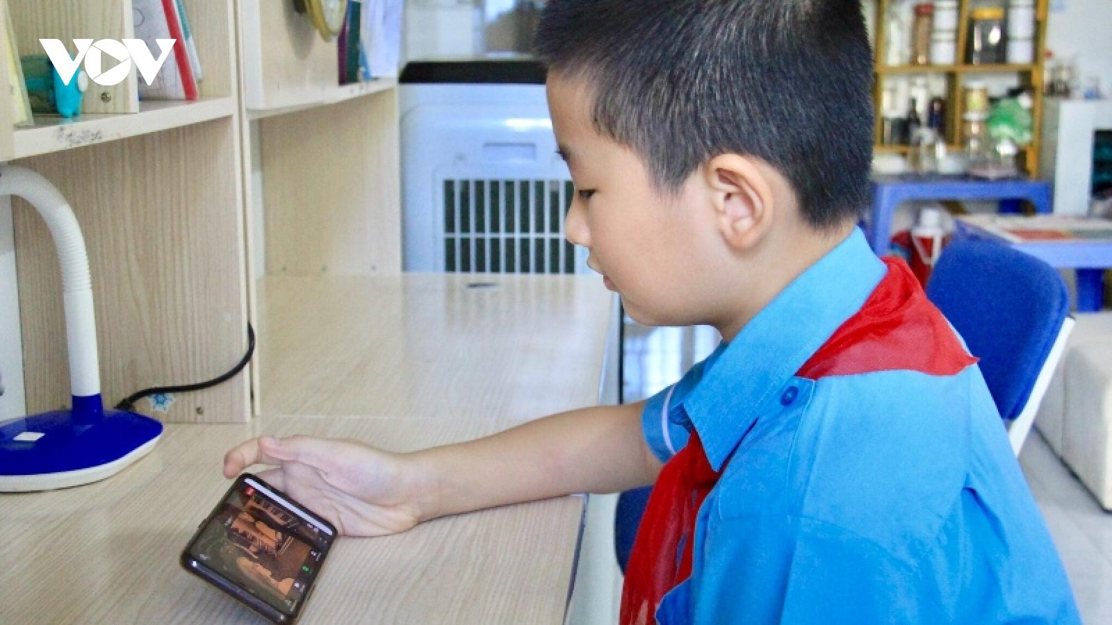 Đà Nẵng tạm thời dạy học online trong năm học mới để phòng dịch