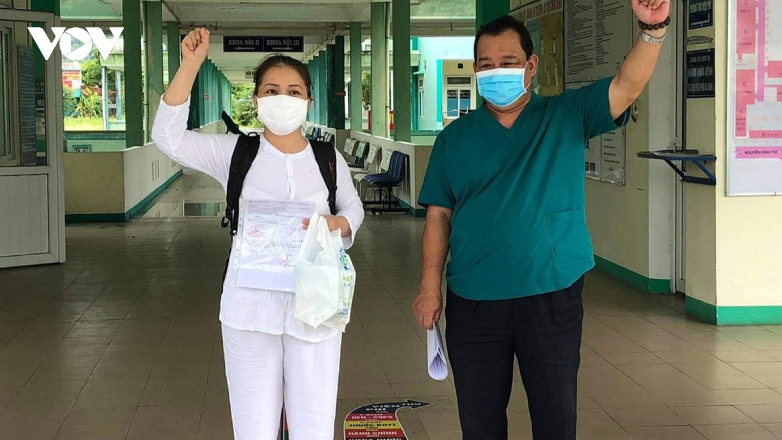 Bệnh viện Phổi Đà Nẵng không còn bệnh nhân Covid-19