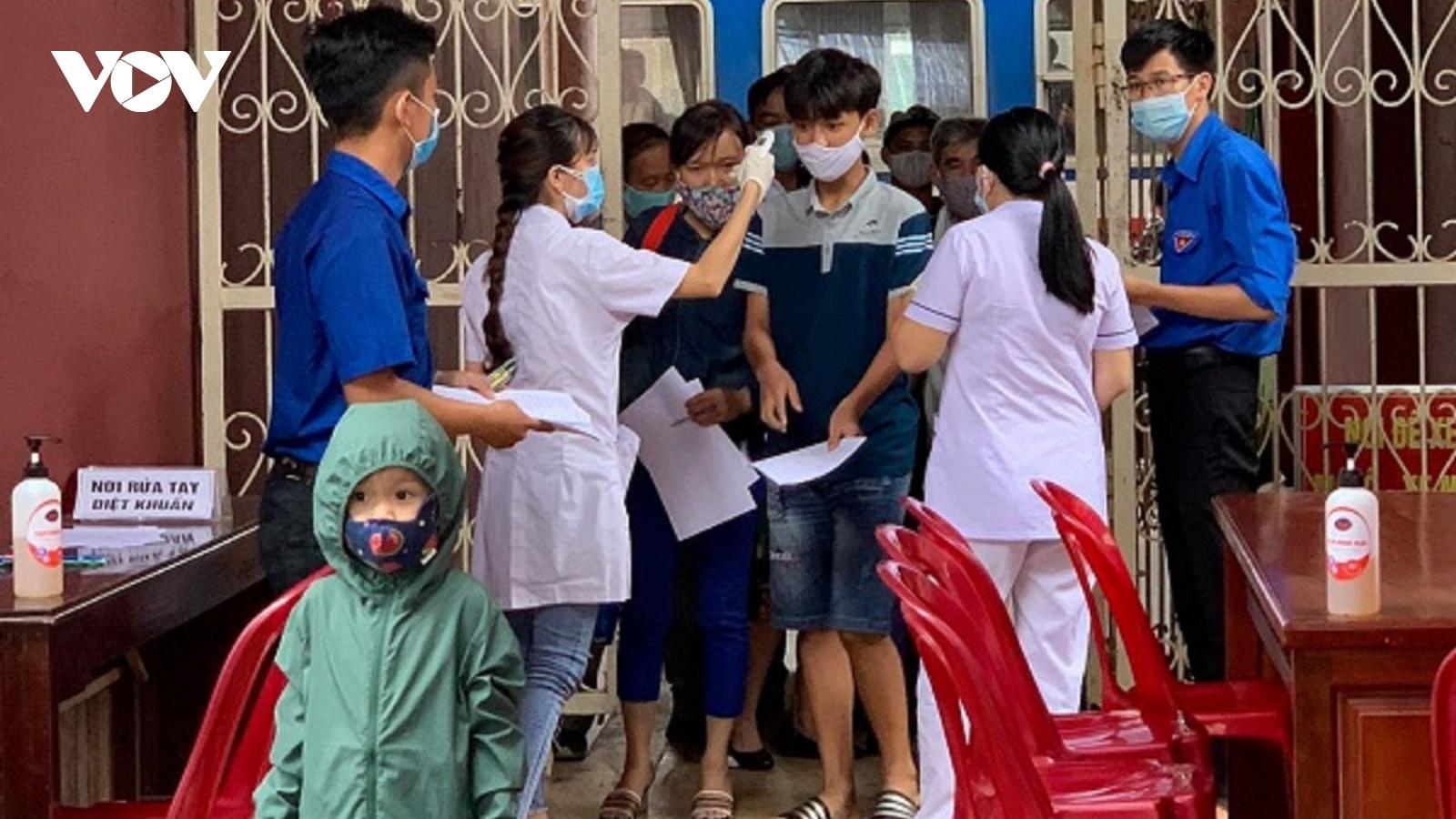 Thừa Thiên Huế dỡ bỏ tất cả các chốt kiểm soát dịch COVID-19