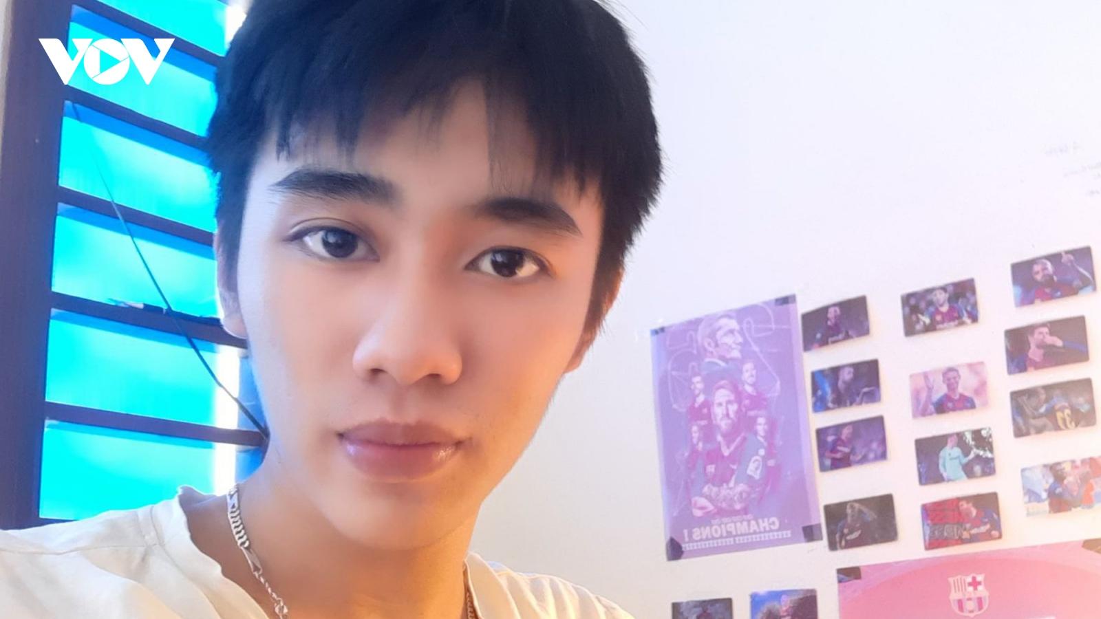 Bí quyết đạt 29,55 điểm khối B của nam sinh từng mê chơi game ở Nghệ An