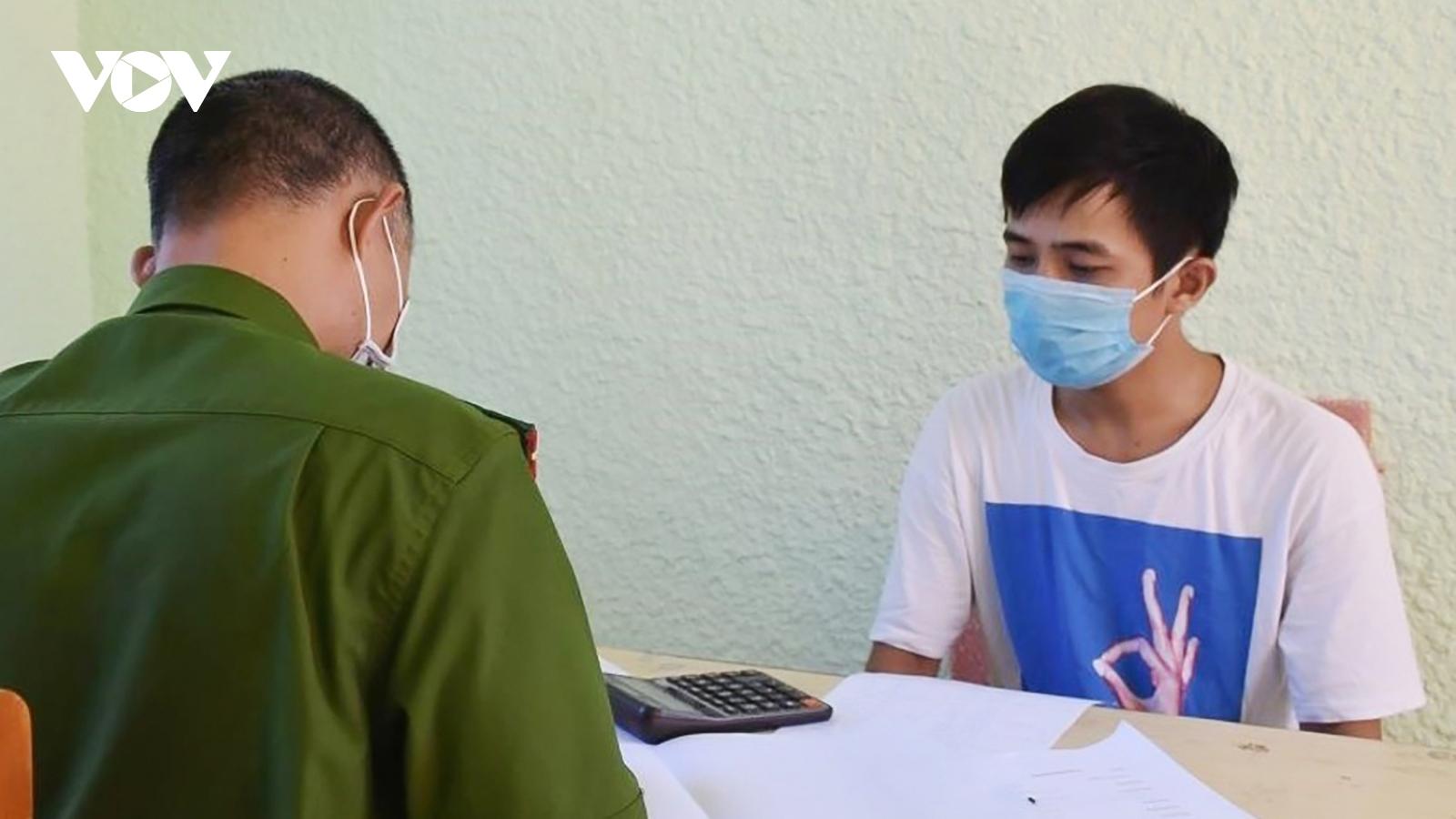 Quảng Nam triệt xóa đường dây lô đề quy mô lớn