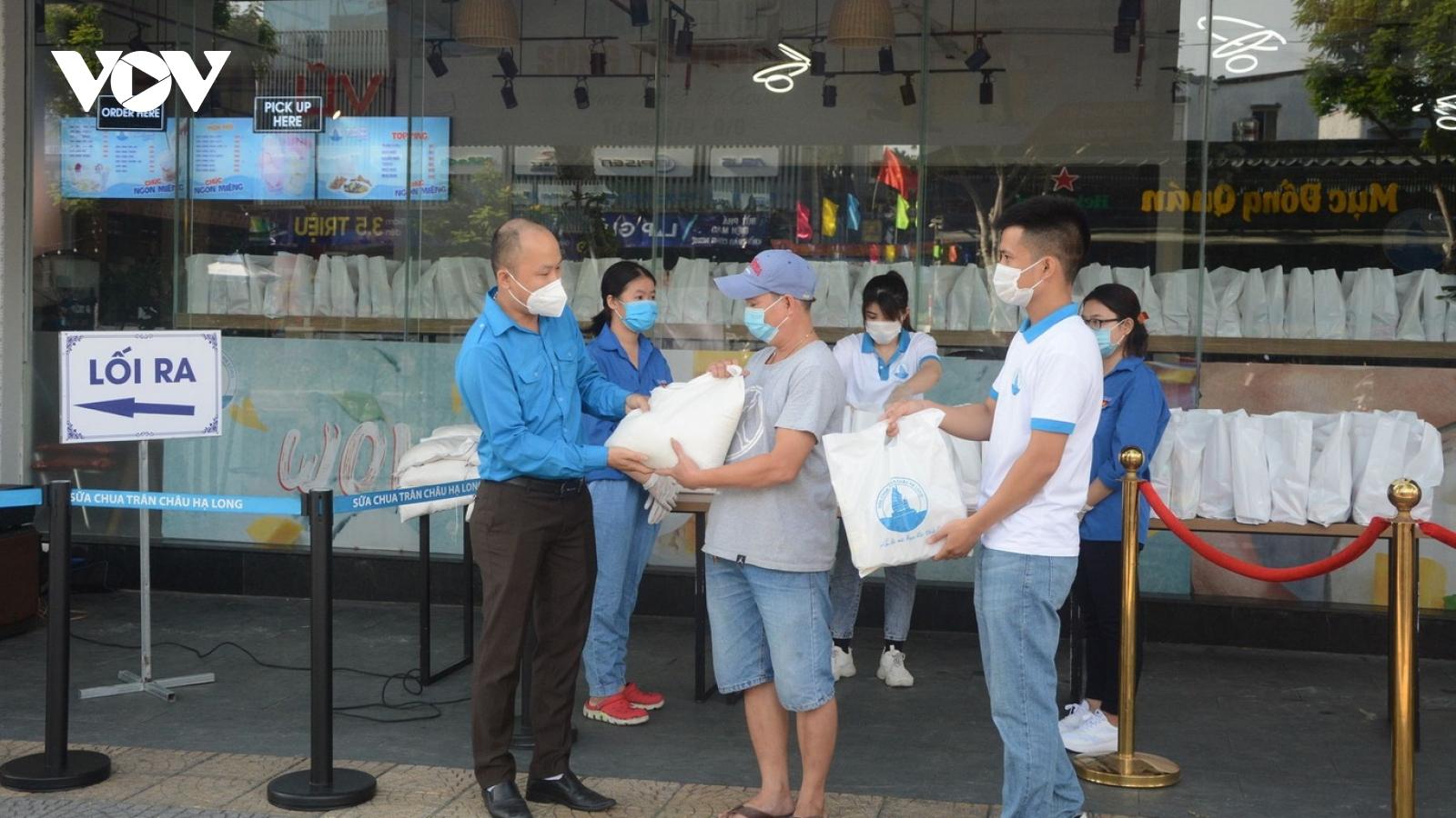 Đà Nẵnghỗ trợ người dân khó khăn do COVID-19