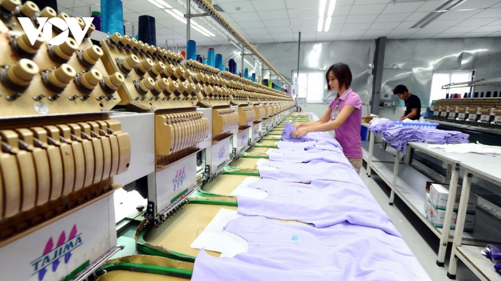 Dệt may Việt Nam hình thành chuỗi khép kín, tận dụng cơ hội từ EVFTA