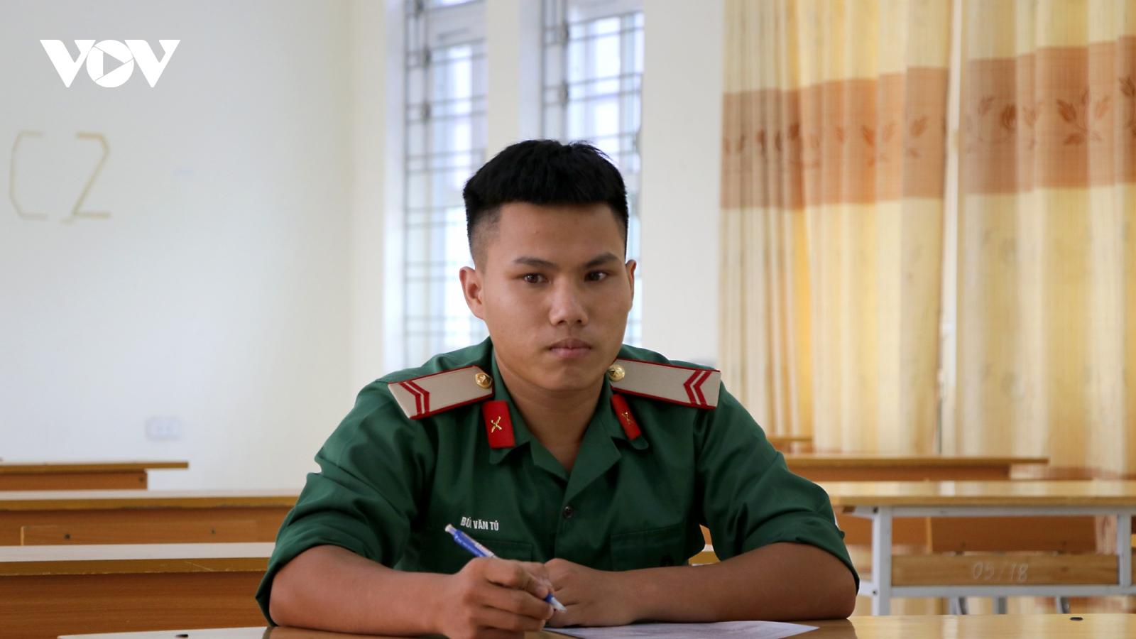 Hòa Bình chỉ có 1 thí sinh dự thi tốt nghiệp THPT quốc gia đợt 2