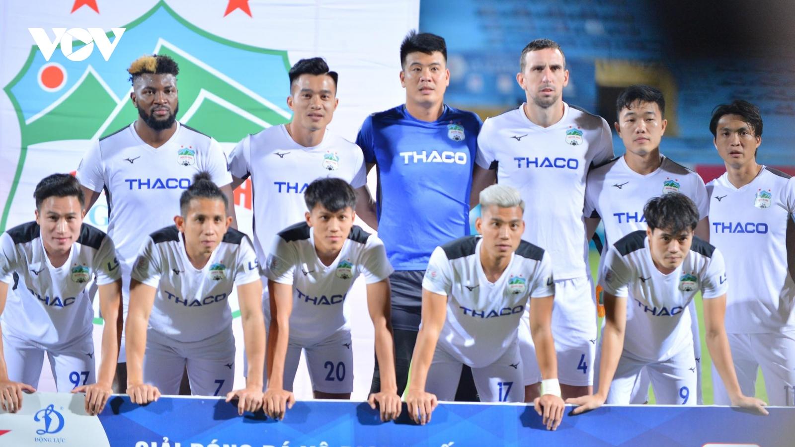 Lịch thi đấu vòng 2 giai đoạn II V-League 2020: HAGL đại chiến Hà Nội FC