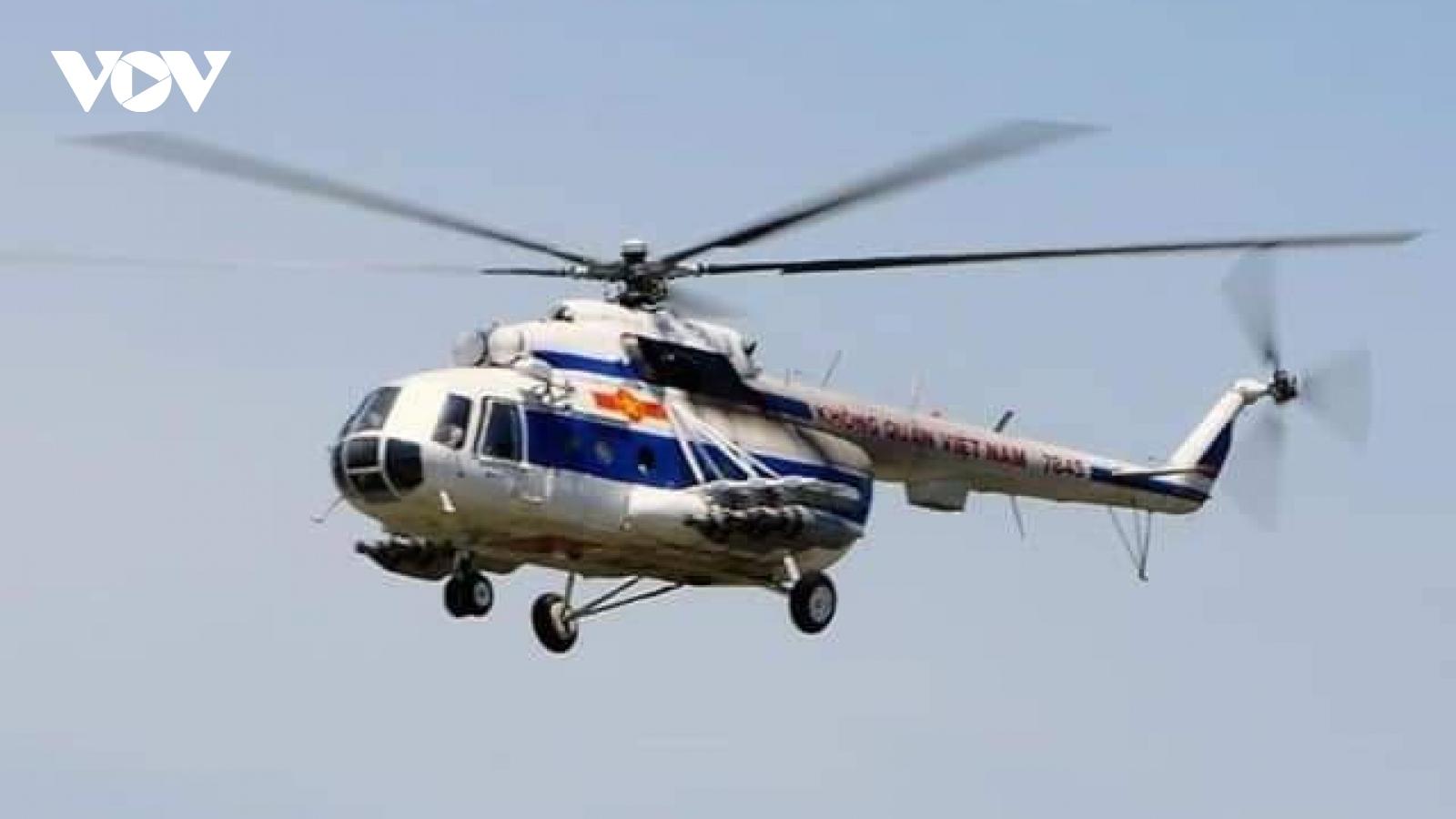 30 người mất tích ở Rào Trăng 3, điều động 2 trực thăng vào cứu hộ