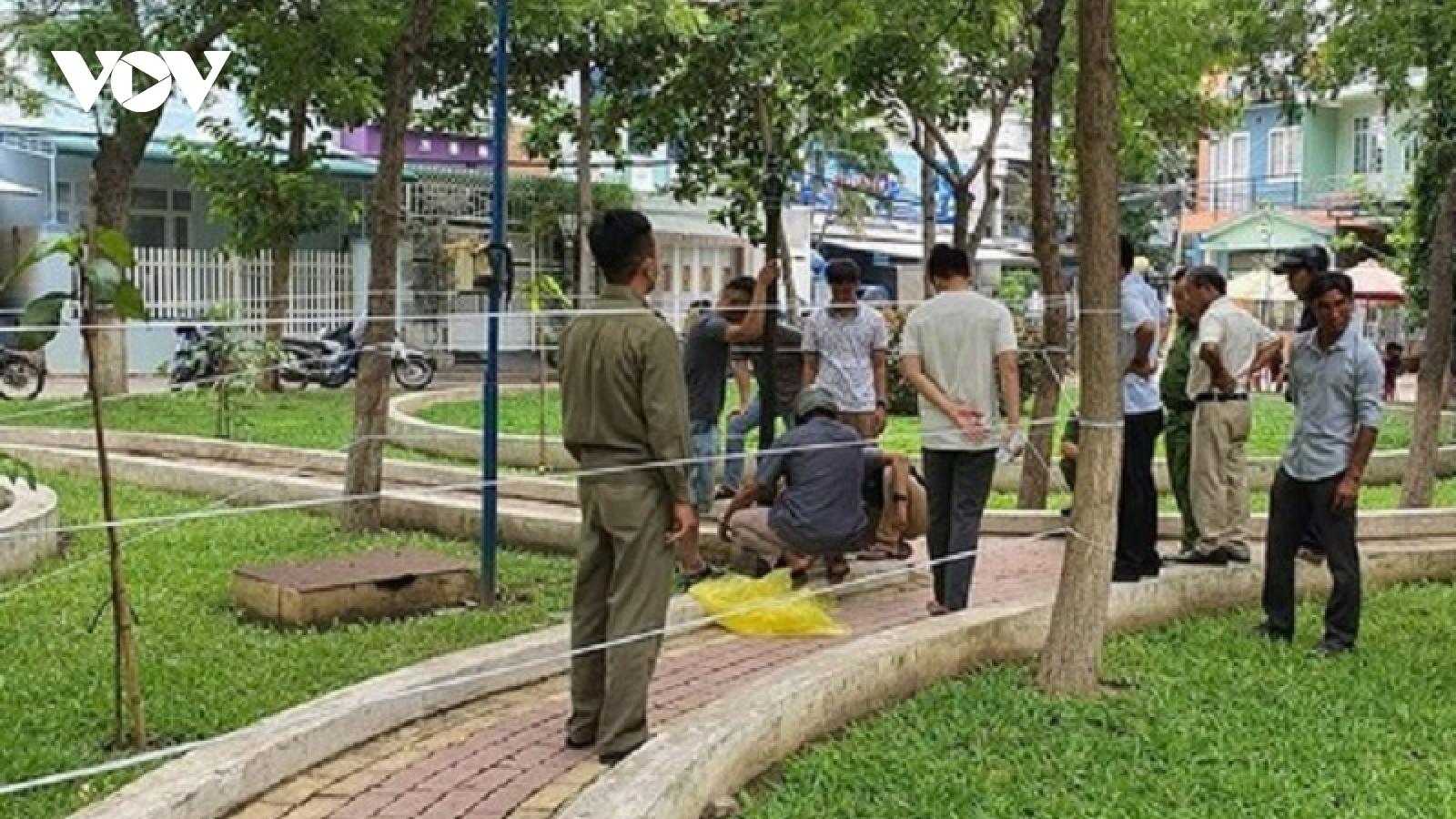 Ninh Thuận: Điều tra vụ bé gái tử vong khi đang chơi trong công viên