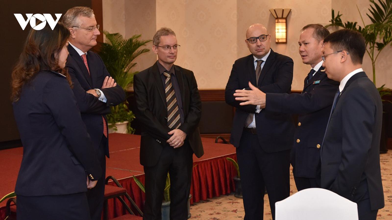 Hỗ trợ doanh nghiệp khai thác đối đa các lợi ích từ EVFTA