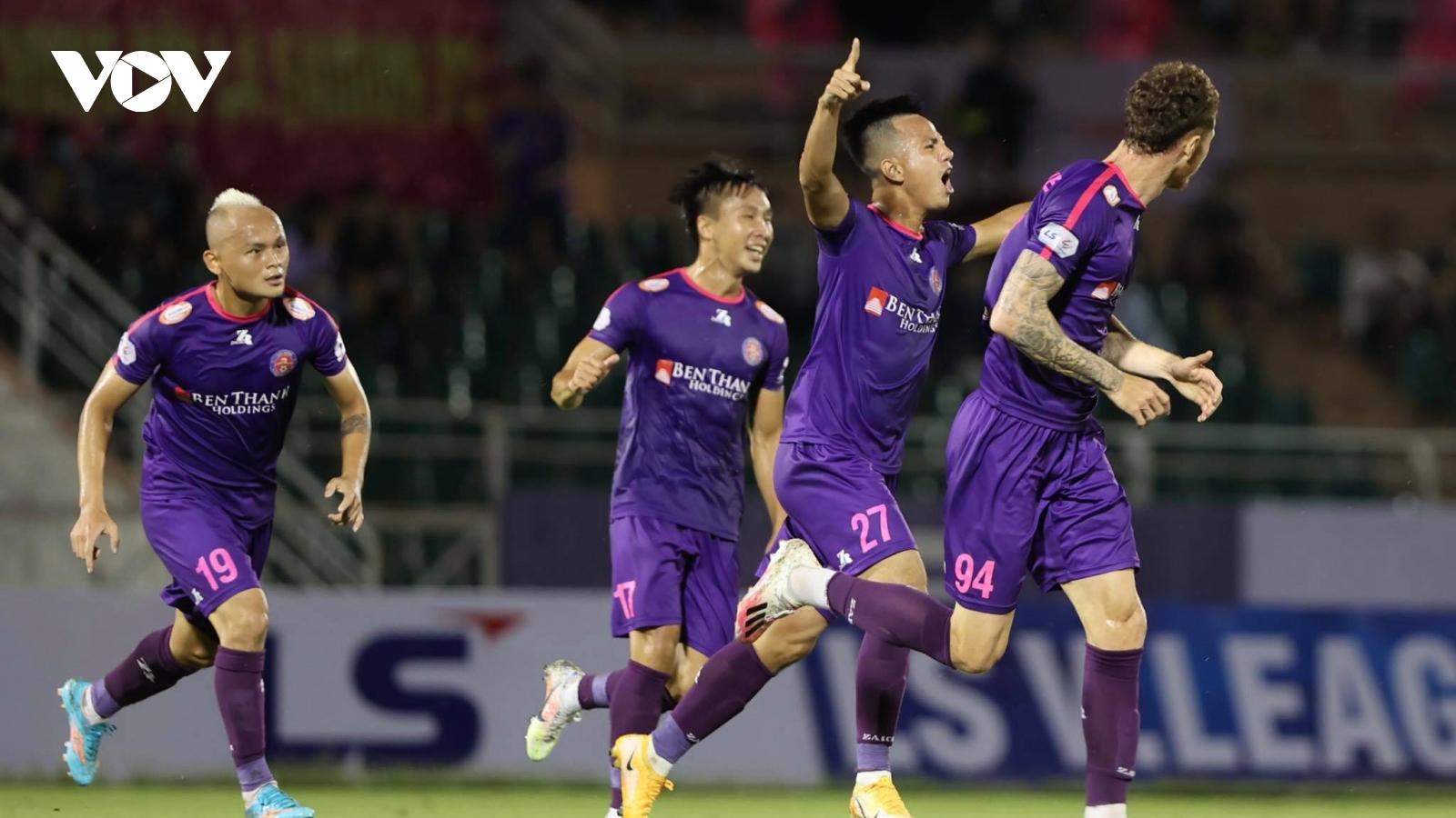 VIDEO: Top 5 bàn thắng đẹp nhất vòng 1 giai đoạn 2 V-League 2020