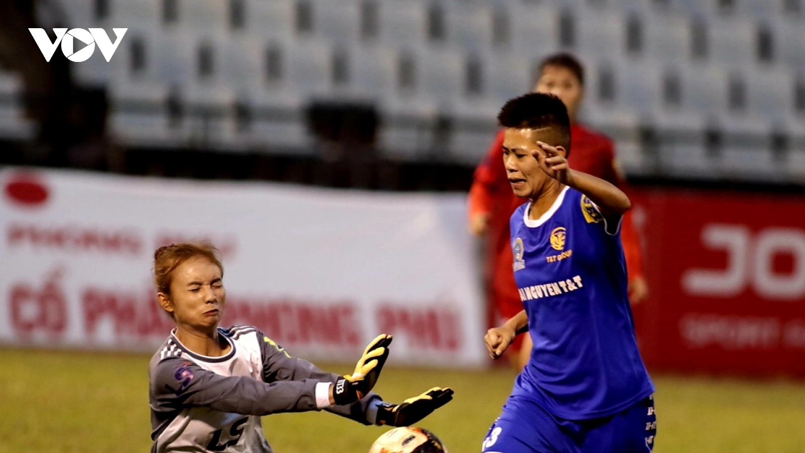 """""""Thái Nguyên T&T sẽ sớm trở thành thế lực của bóng đá nữ Việt Nam"""""""