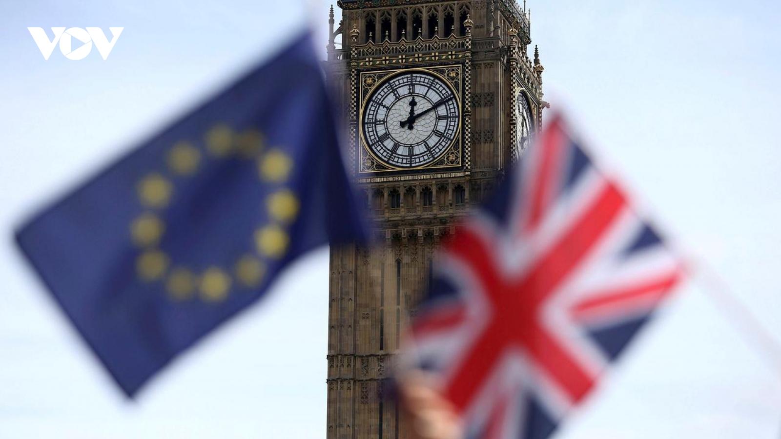 Hạn chót cận kề, Anh – EU không cố gắng đạt thỏa thuận bằng mọi giá