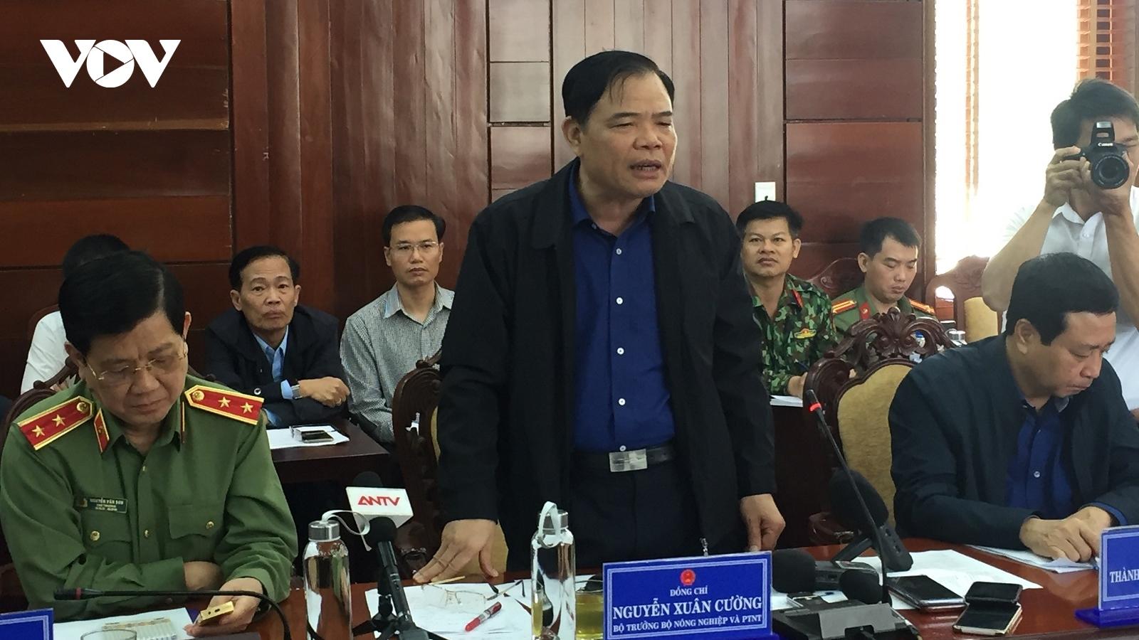 Thành phố Quảng Ngãi sẽ có điện trở lại trong hôm nay