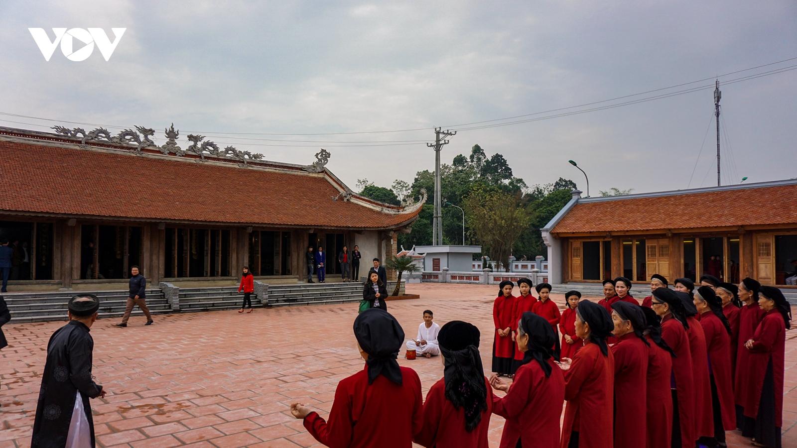 Khai thác giá trị Khu du lịch quốc gia đền Hùng để phát triển du lịch