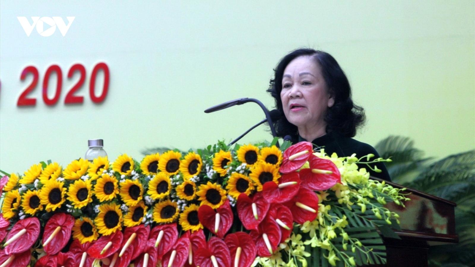 Quảng Nam phấn đấu trở thành tỉnh khá của cả nước vào năm 2030