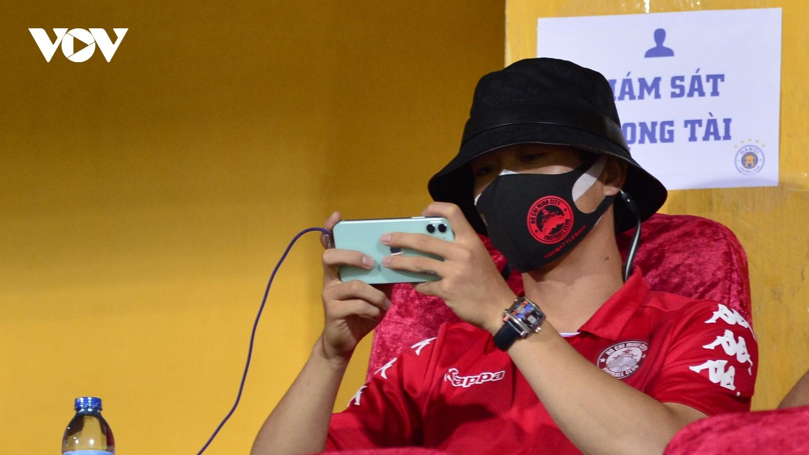 CLB TPHCM nhận tin dữ từ Công Phượng trước trận gặp Hà Nội FC