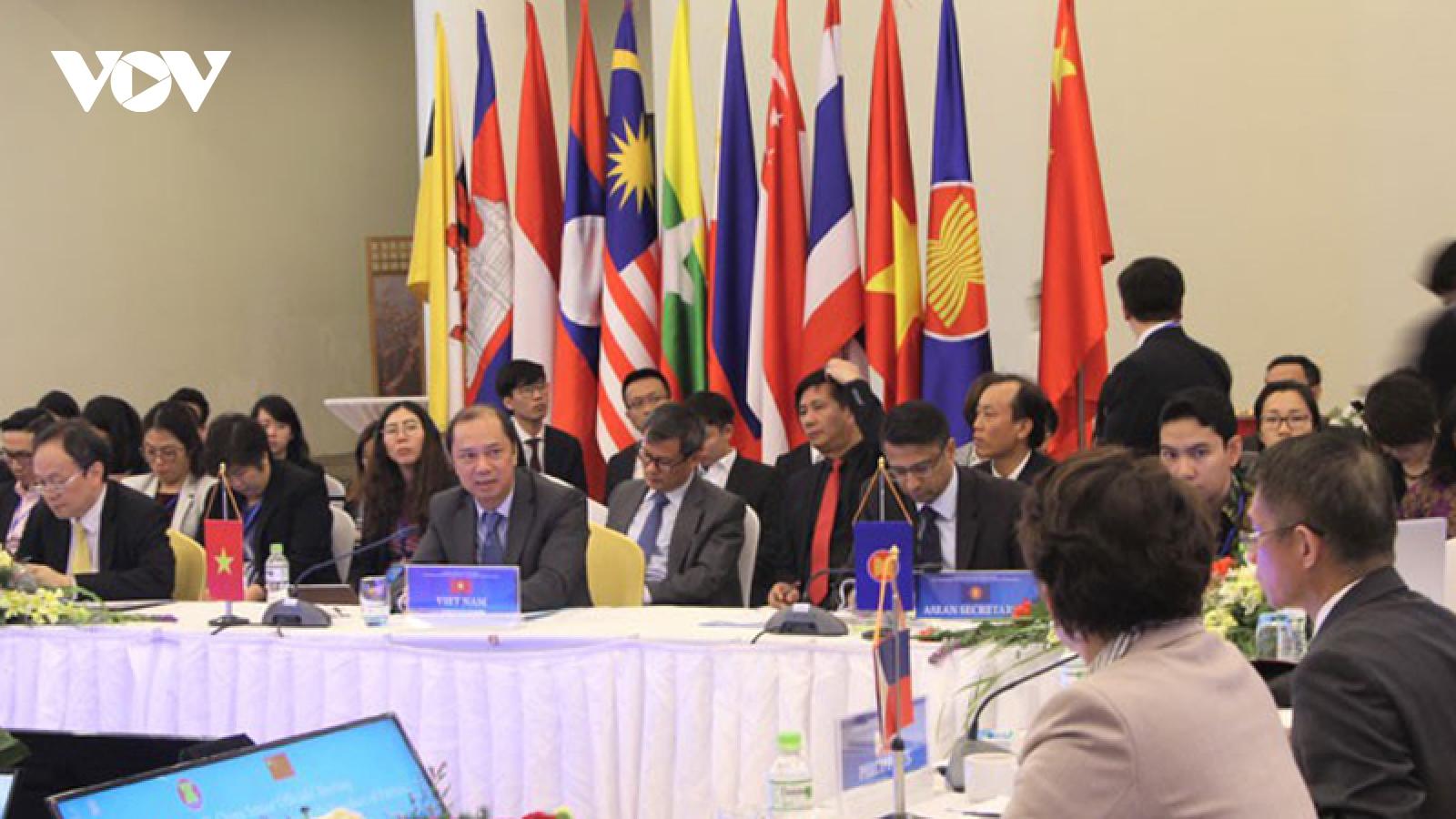 Việt Nam muốn cùng các nước liên quan nối lại đàm phán COC