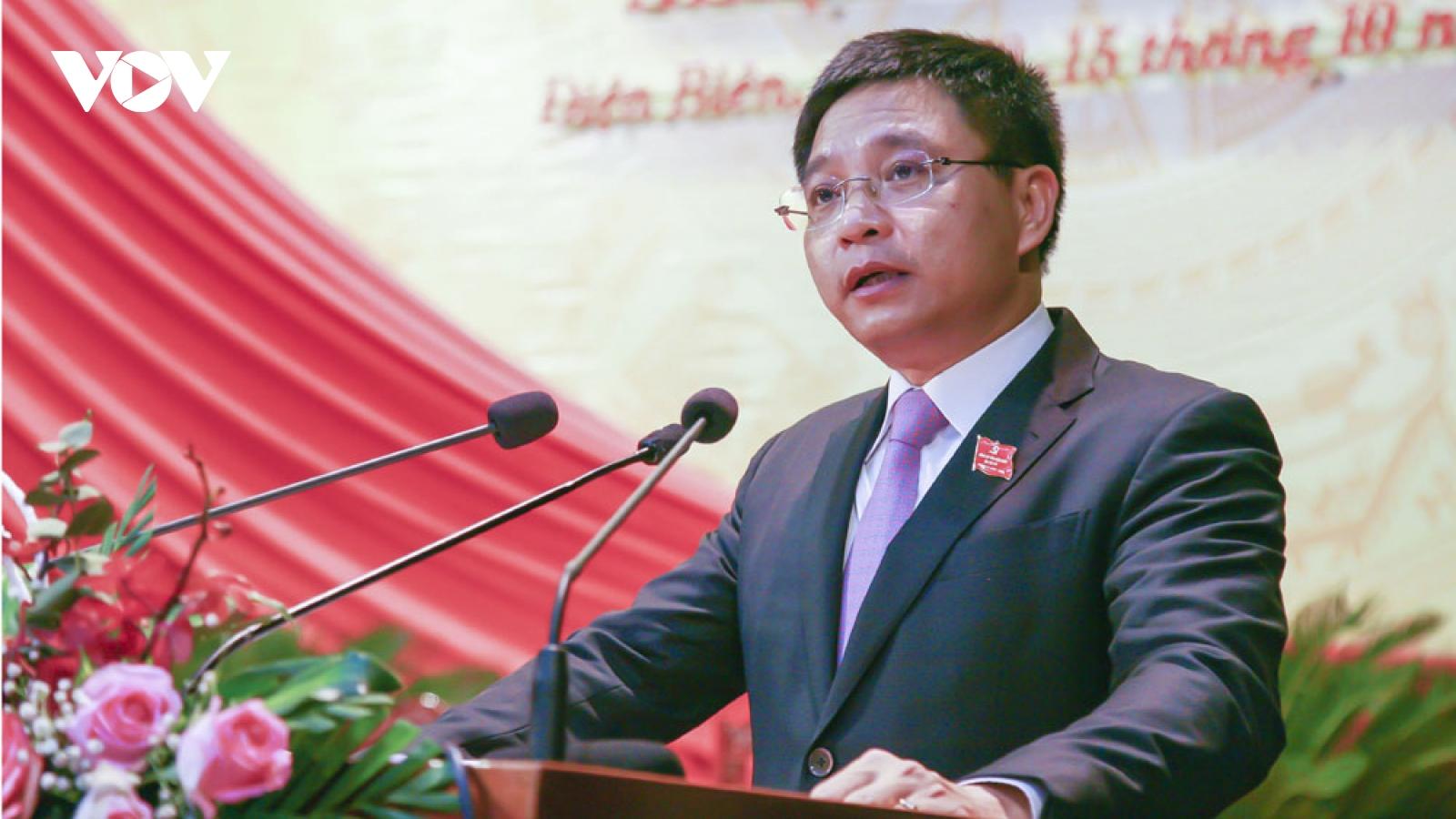 Ông Nguyễn Văn Thắng trúng cử Bí thư Tỉnh ủy Điện Biênvới số phiếu tuyệt đối