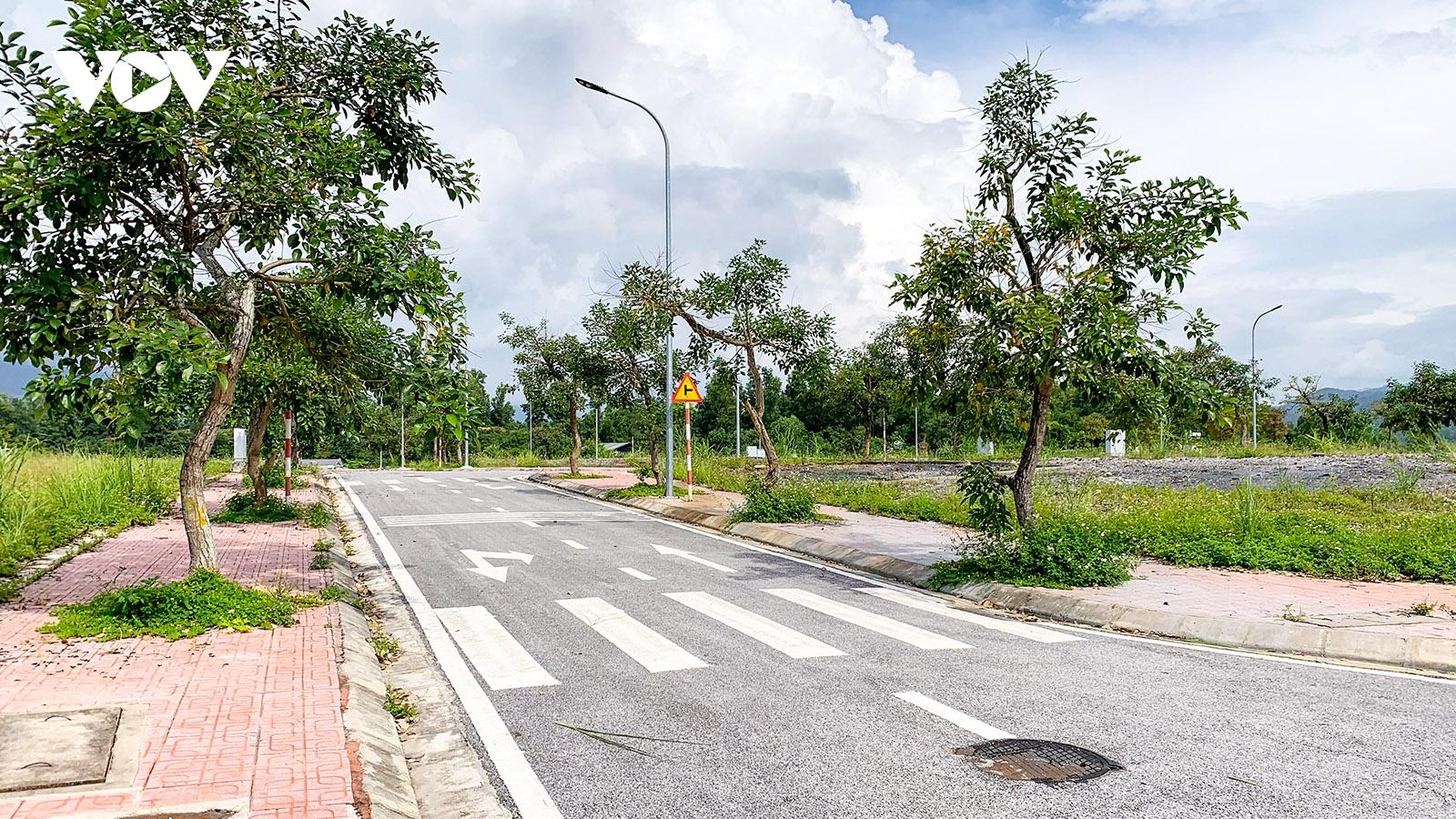 Điện Biên thanh tra toàn diện Dự án Khu nhà ở Tân Thanh