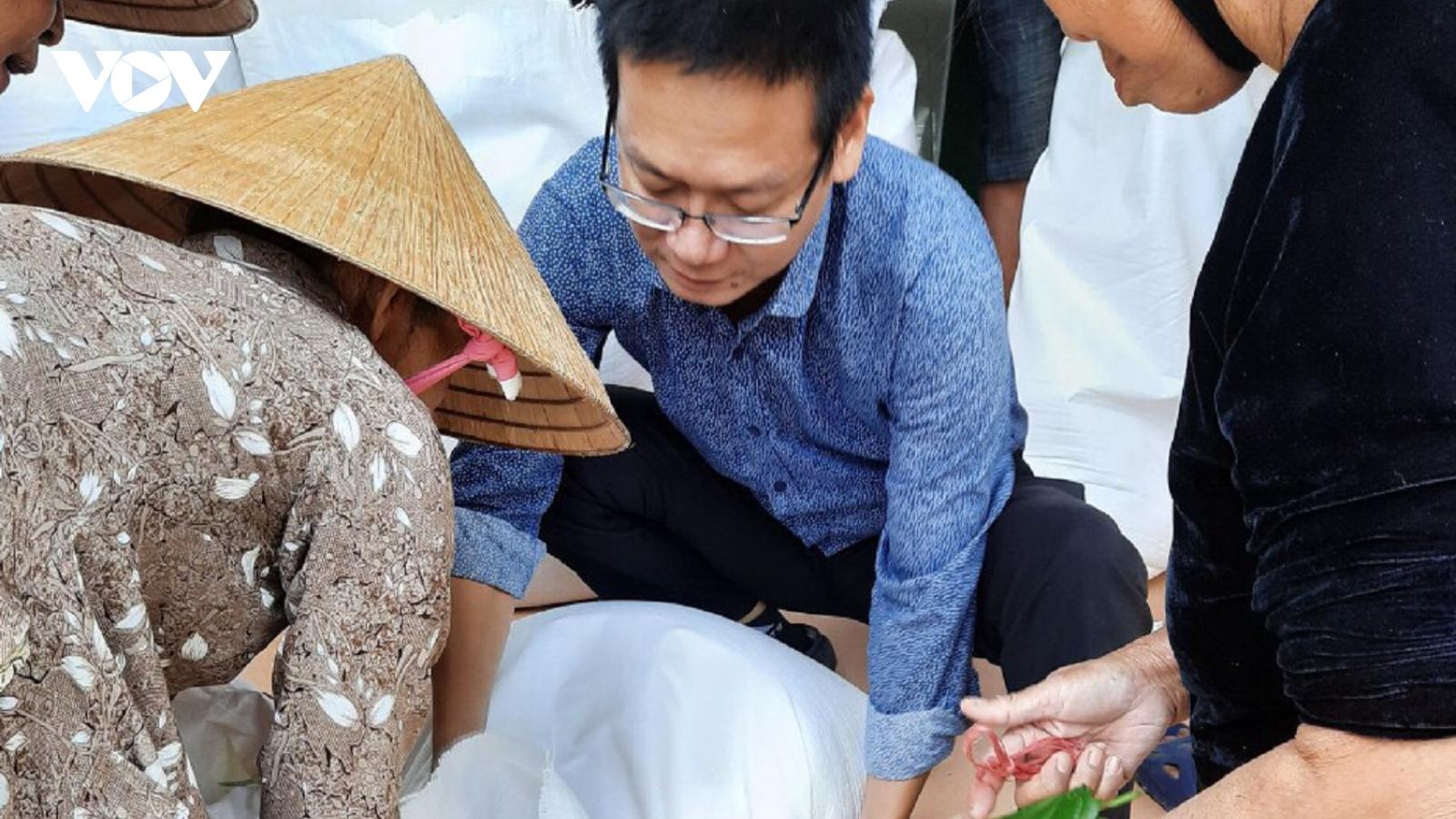 Thừa Thiên Huế phân bổ 1.000 tấn gạo hỗ trợ người dân vùng lũ