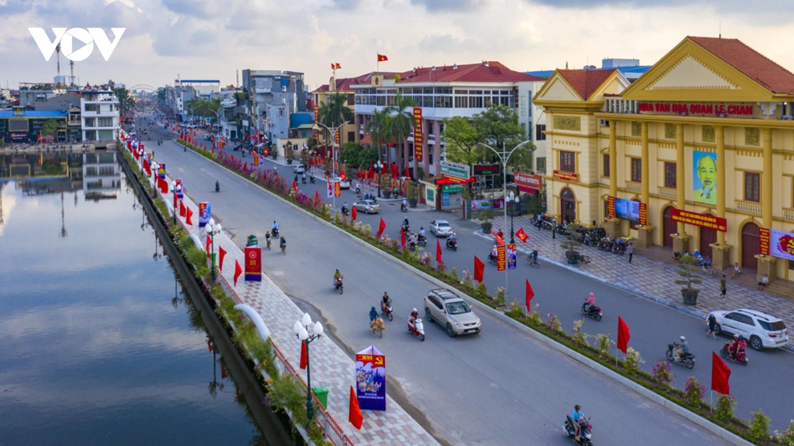 Bước đột phá trong phát triển giao thông đô thị ở Hải Phòng
